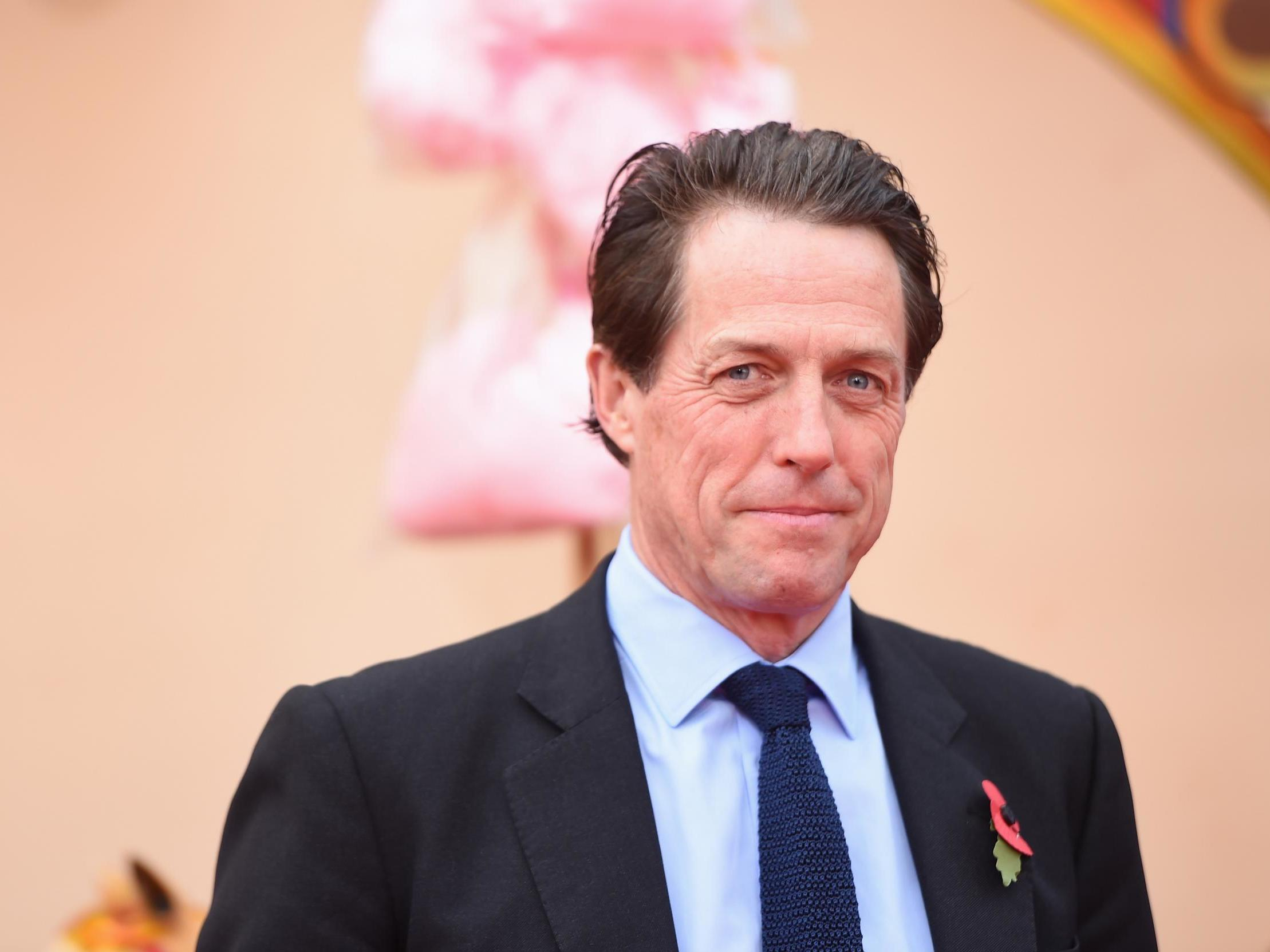 Hugh Grant says the UK is 'finished' ahead of Brexit: 'It's a catastrophe'
