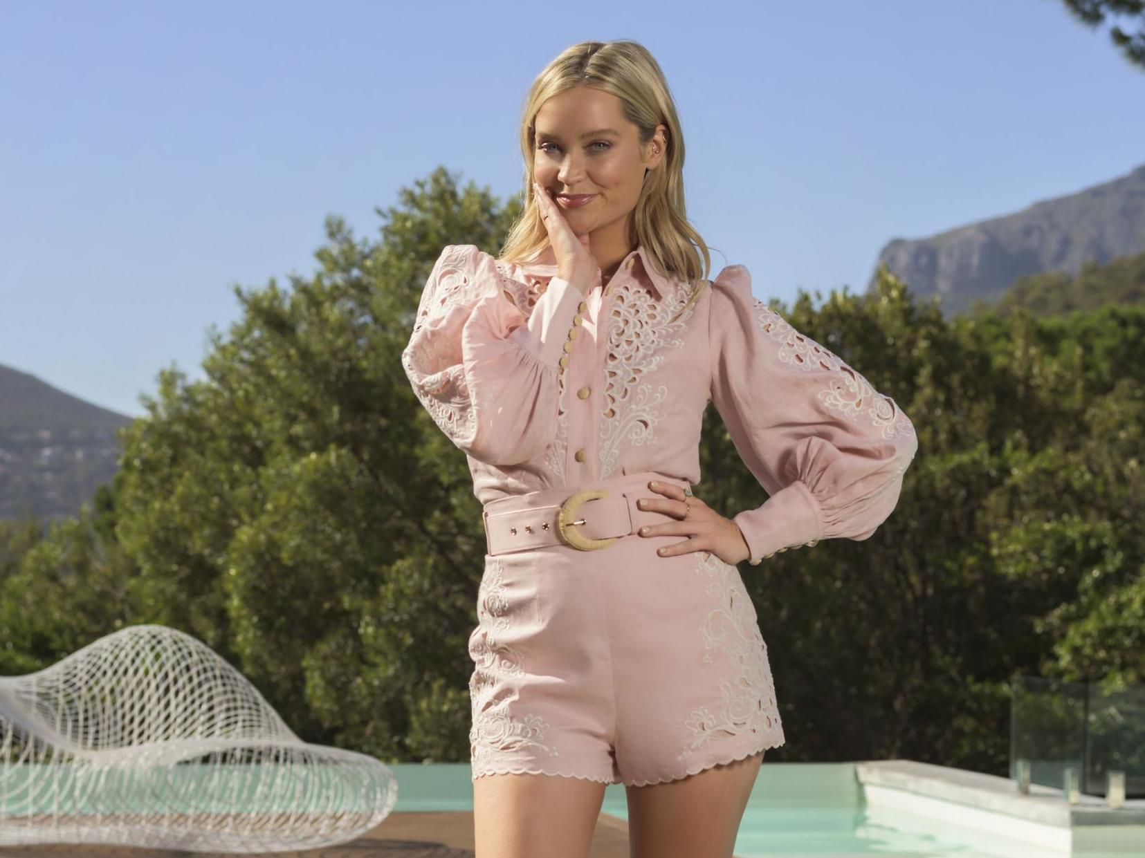 Love Island: Laura Whitmore's stylist reveals the inspiration behind host's wardrobe