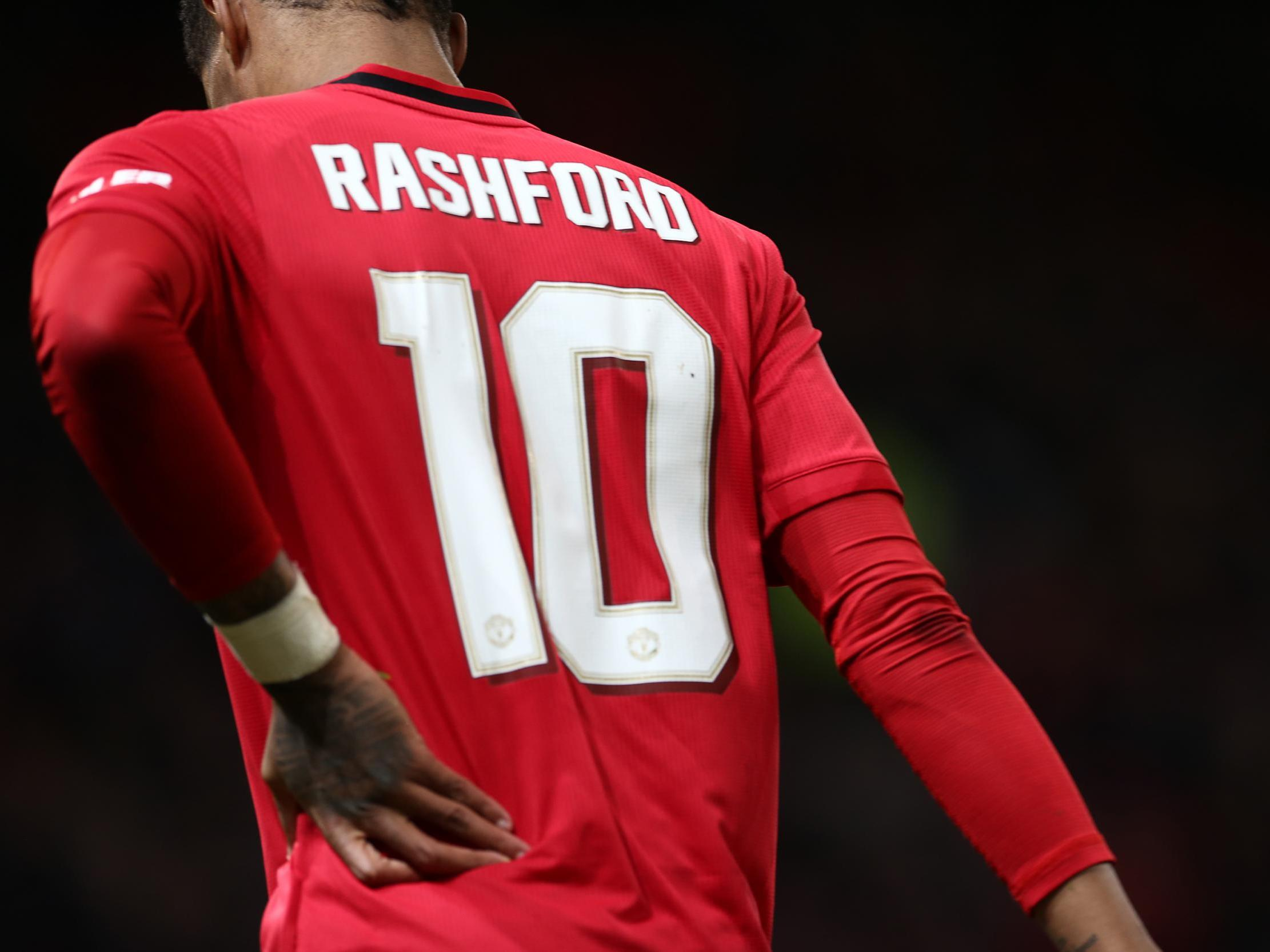 Marcus Rashford injury: Manchester United striker faces long lay-off as back problem worse than first feared