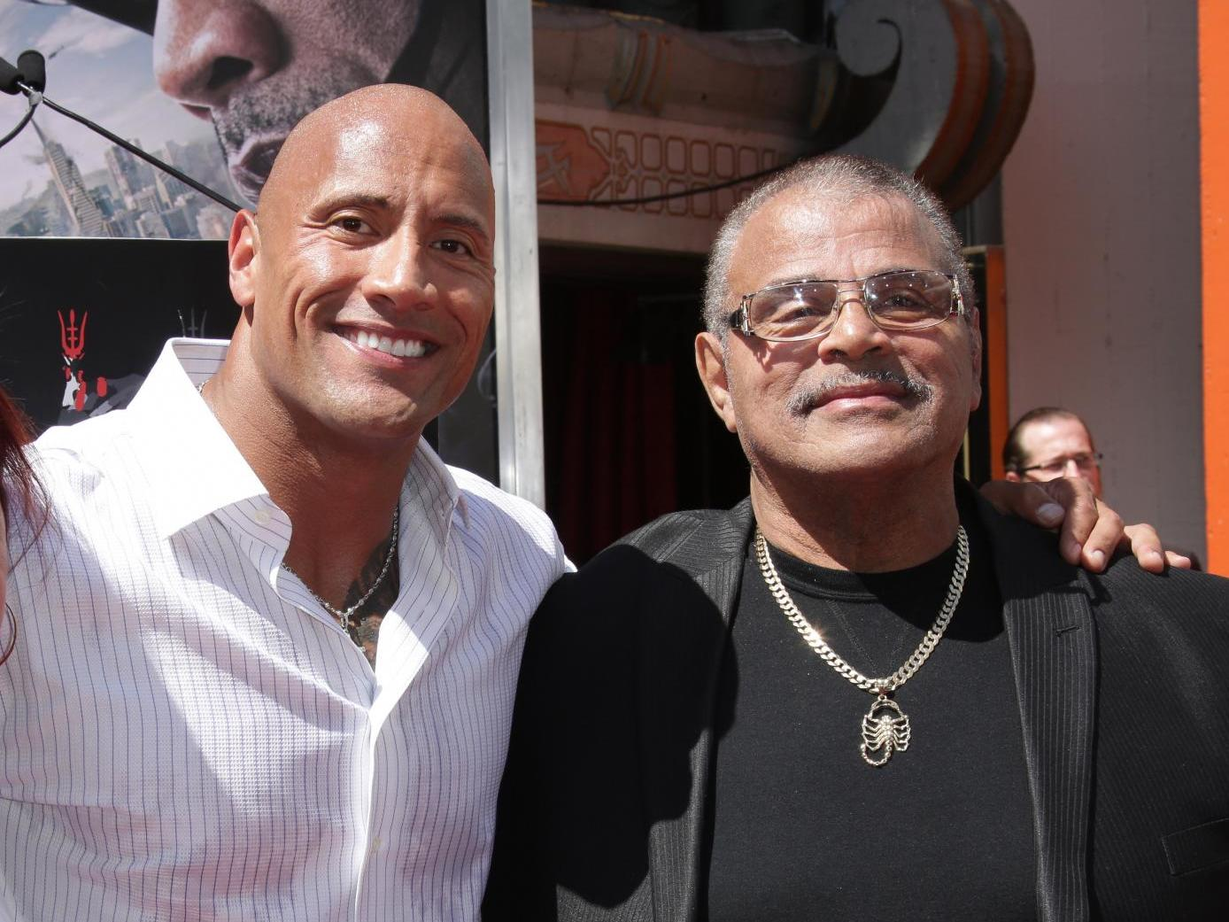 Dwayne Johnson confirms father Rocky's cause of death in emotional t…