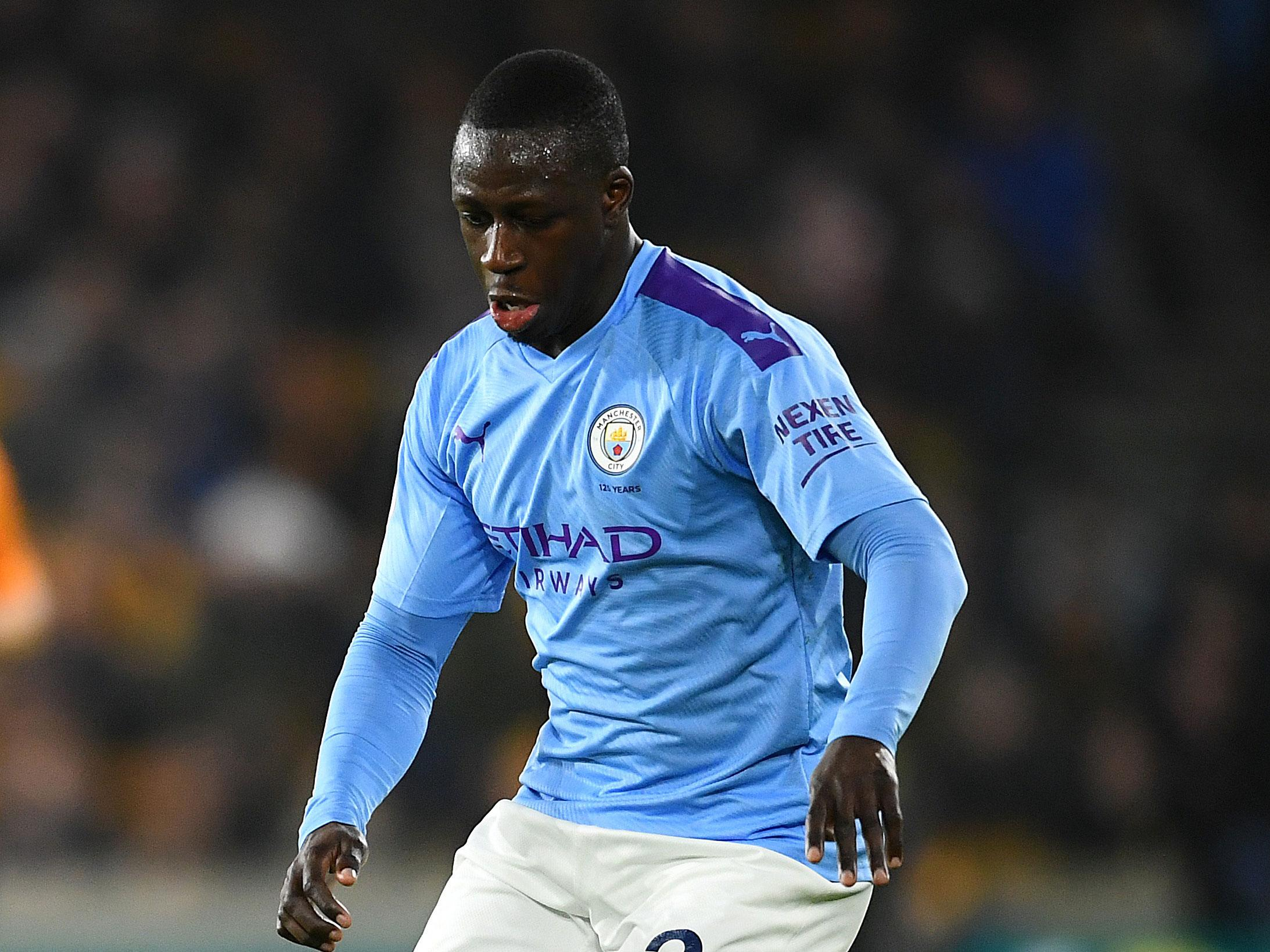 Benjamin Mendy insists Manchester City are not 'finished' despite latest setback against Crystal Palace