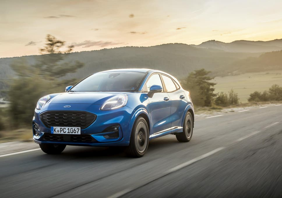 Car Review Ford Puma Fun Drive That S The Cat S Whiskers The