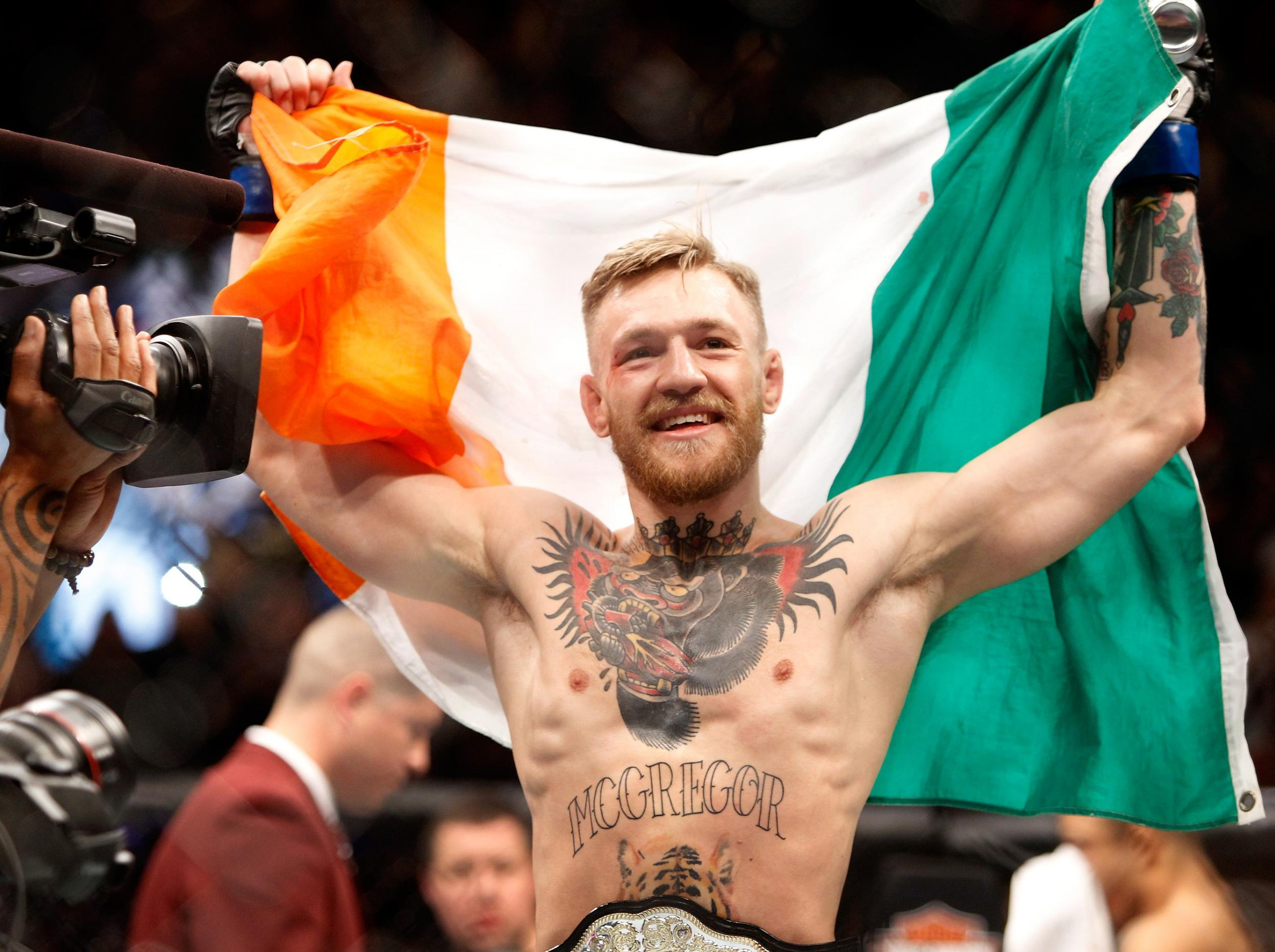 Conor Mcgregor Vs Cowboy Every One Of The Irishman S Fights