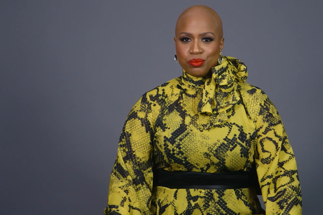 Ayanna Pressley opens up about battle with alopecia
