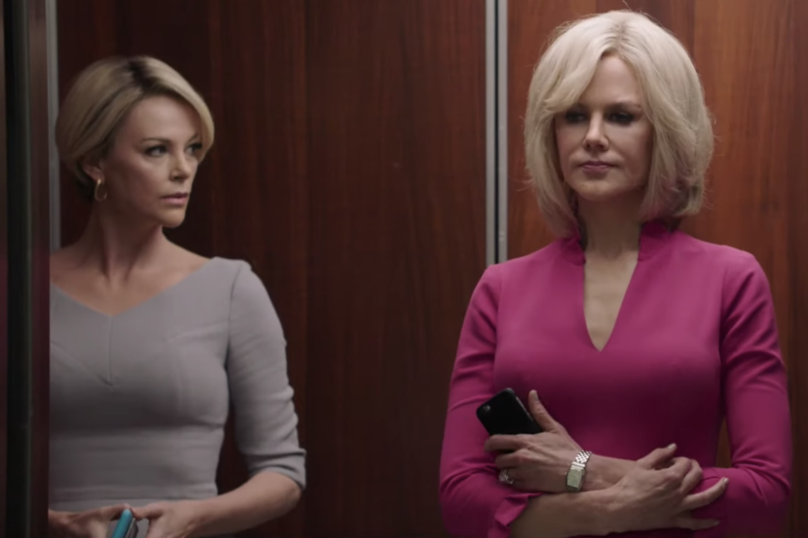 Bombshell: The real story behind the Oscar-nominated film starring Charlize Theron