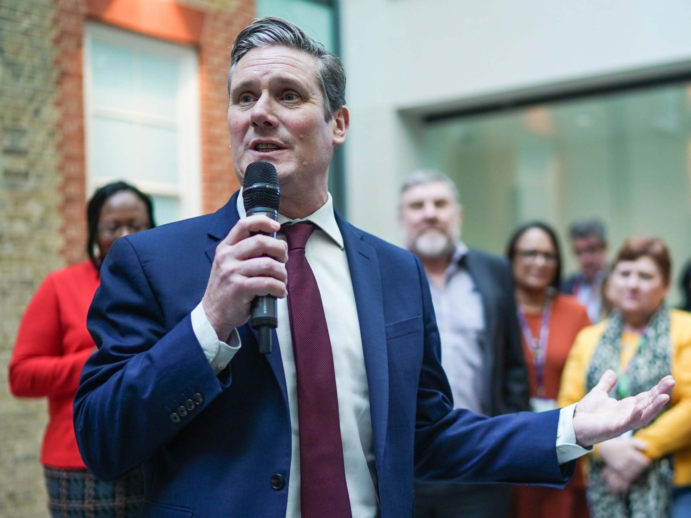 Keir Starmer to call for greater devolution within 'federal UK' on return to Labour leadership campaign trail