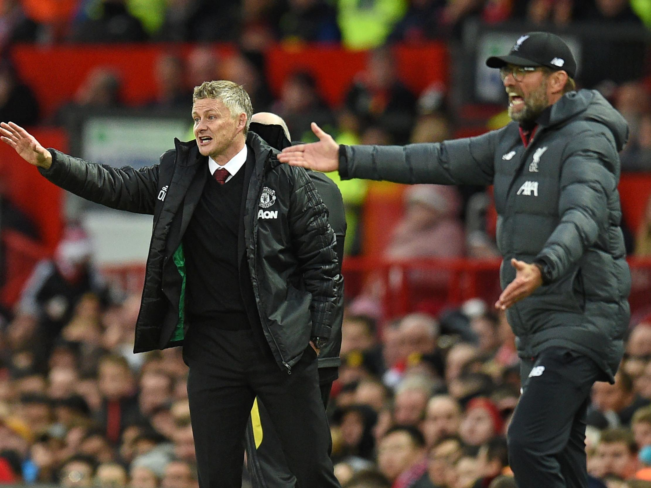 Liverpool vs Manchester United confirmed line-ups: Team news ahead of Premier League fixture today