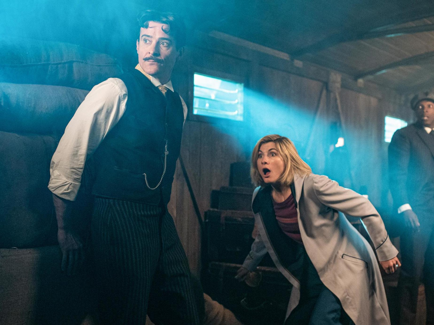 Doctor Who review – Nikola Tesla's Night of Terror: A lot of fun, but unlikely to beat Dancing on Ice in the ratings war