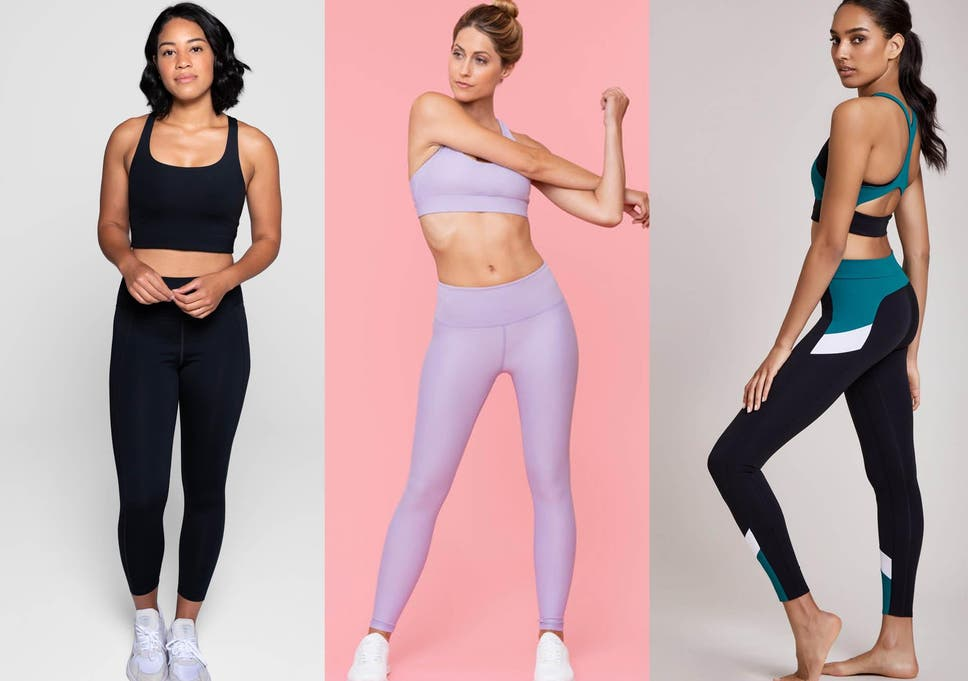 Different Style And Color of The Best Leggings