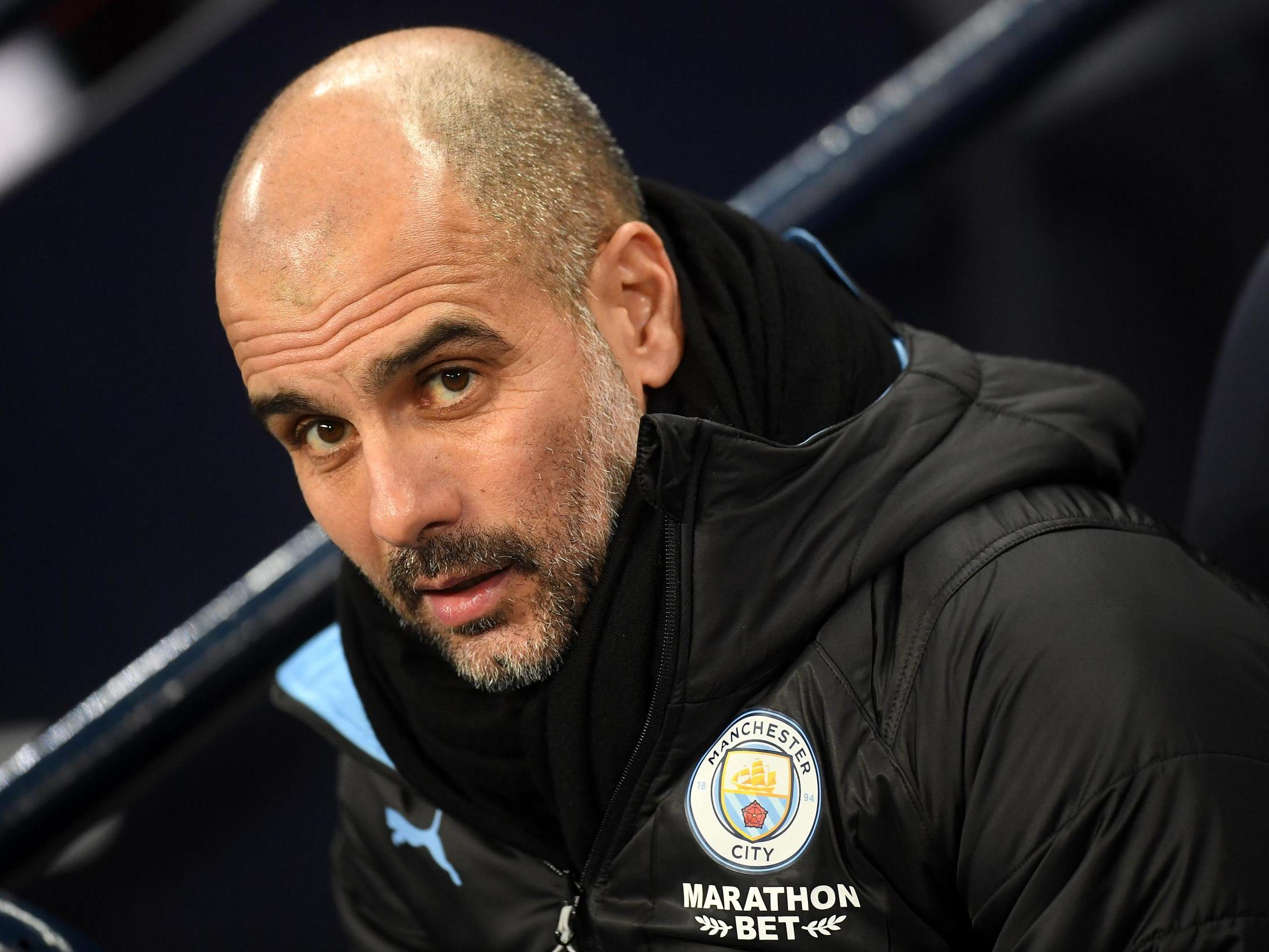 Manchester City manager Pep Guardiola gave permission for players' party with Instagram models