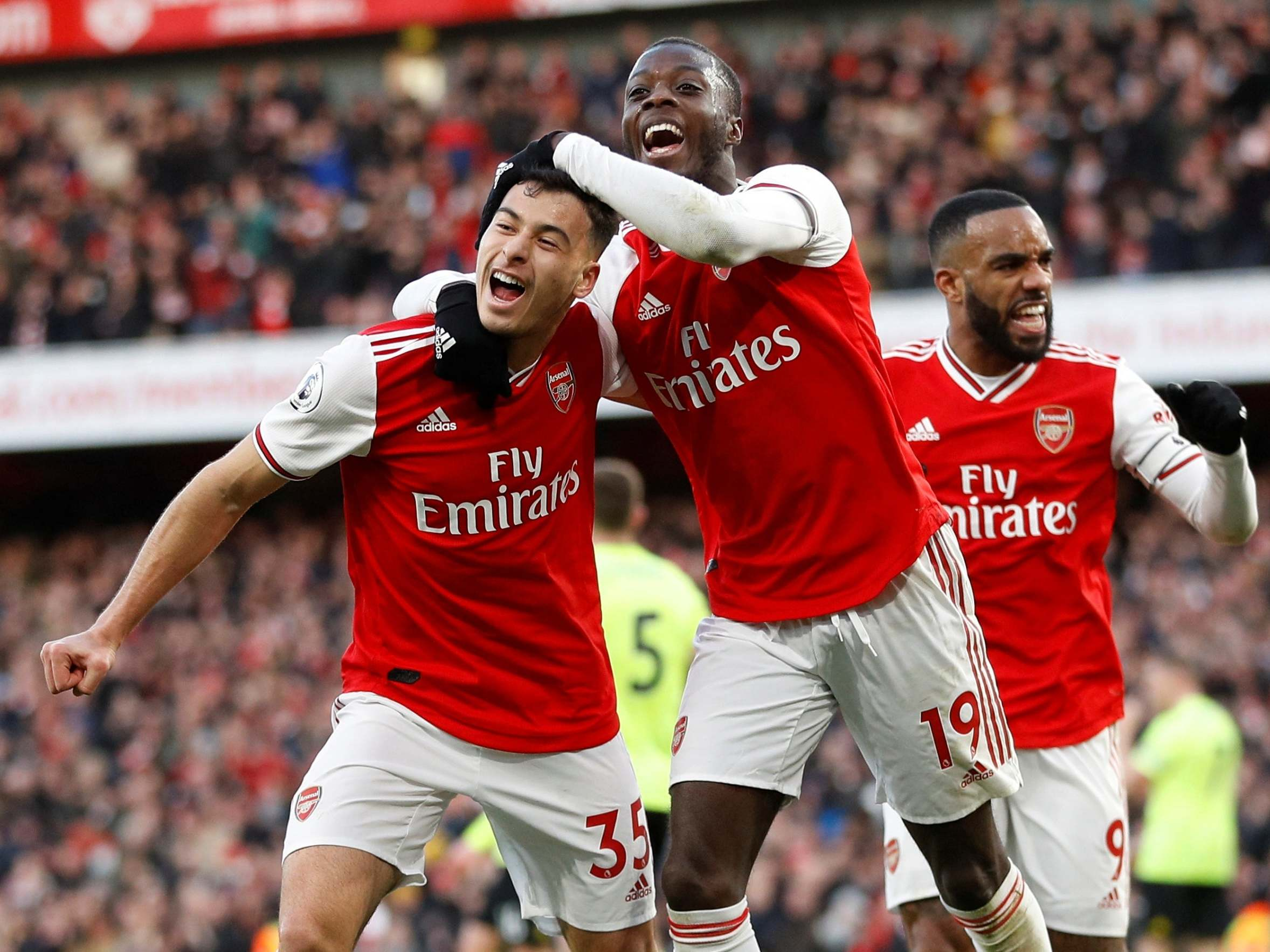 Arsenal can't win anything with kids – it's time Mikel Arteta's established stars stepped up too