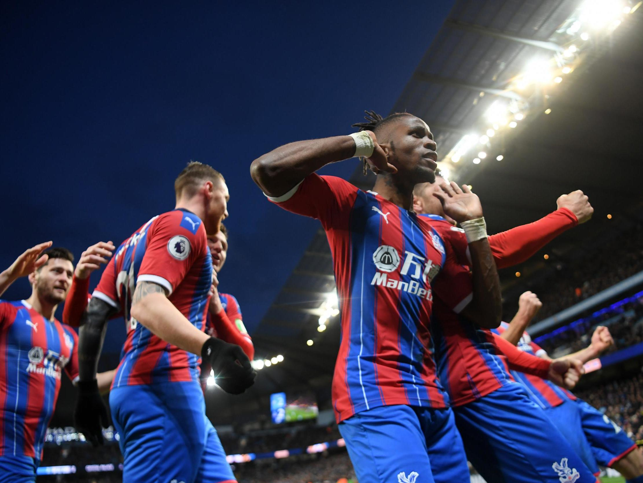 Team news and confirmed line-ups for Crystal Palace vs Burnley