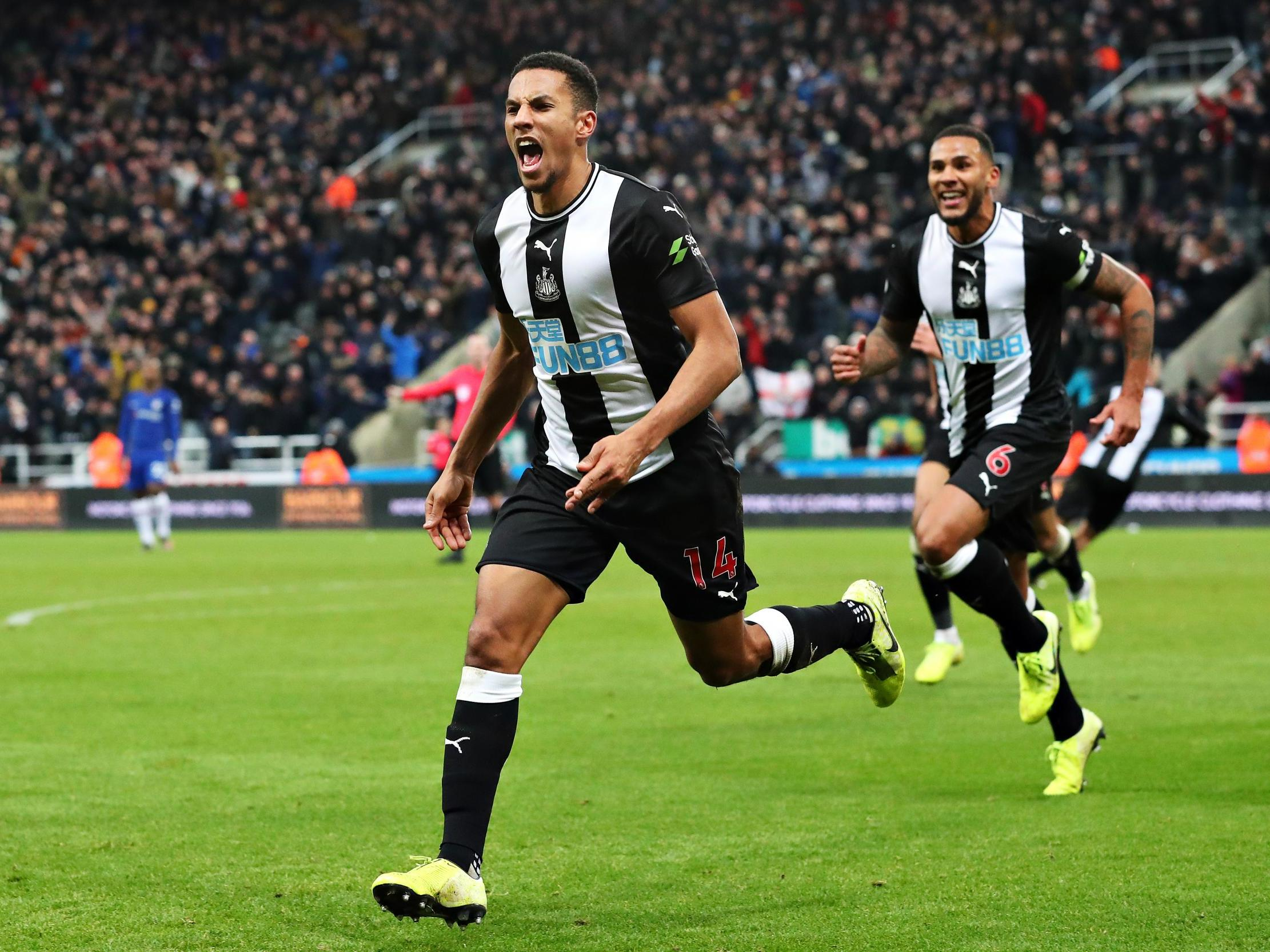Newcastle's back-to-basics approach proves effective in late victory…