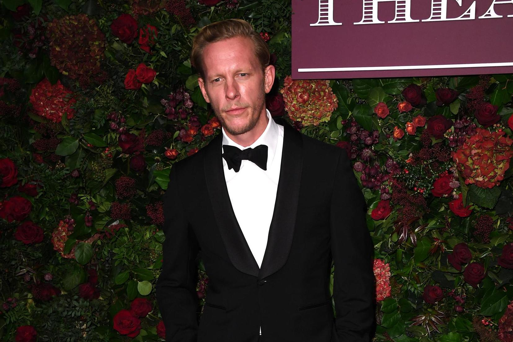 Laurence Fox broke up with 'too woke' girlfriend for supporting Gill…