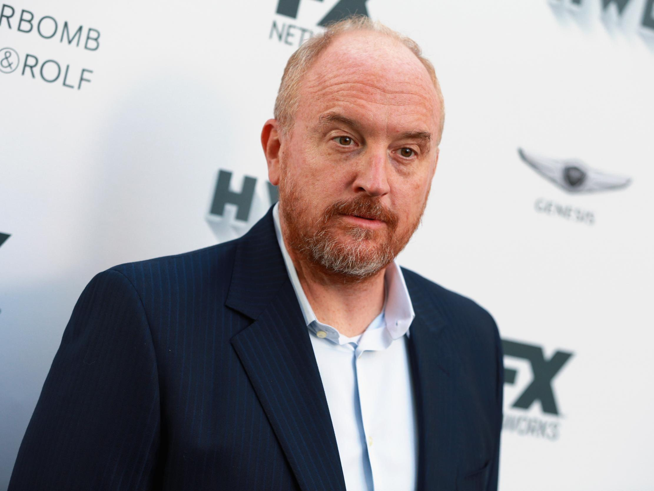 Slave Play playwright criticises Louis CK after disgraced comic atte…