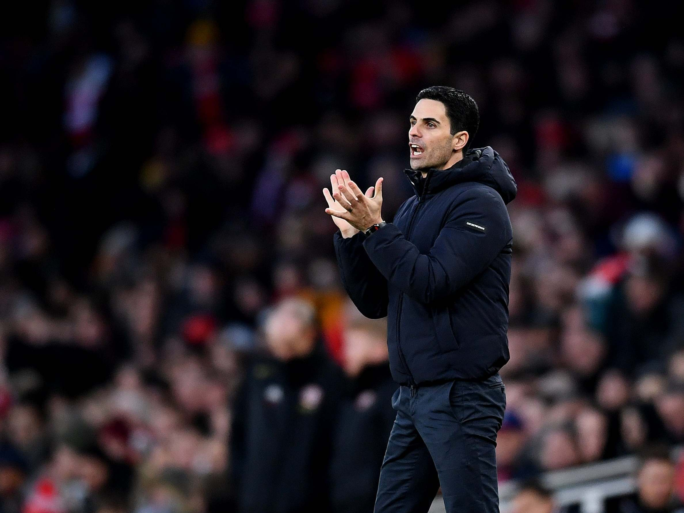 Mikel Arteta: Rift between Arsenal players and supporters is starting to heal
