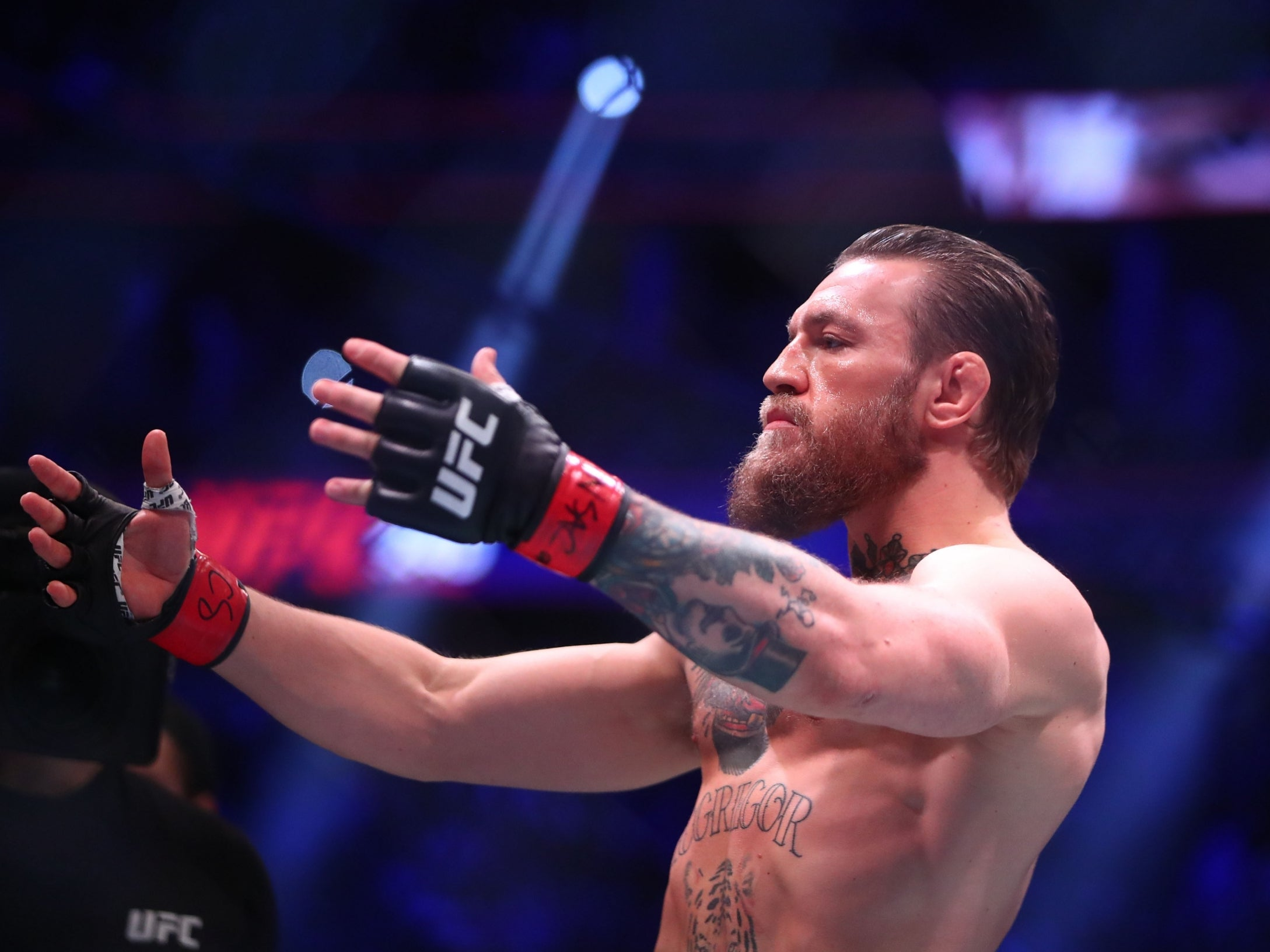 UFC: Khabib Nurmagomedov�s manager attacks �fake� Conor McGregor in bizarre tirade - The Independent