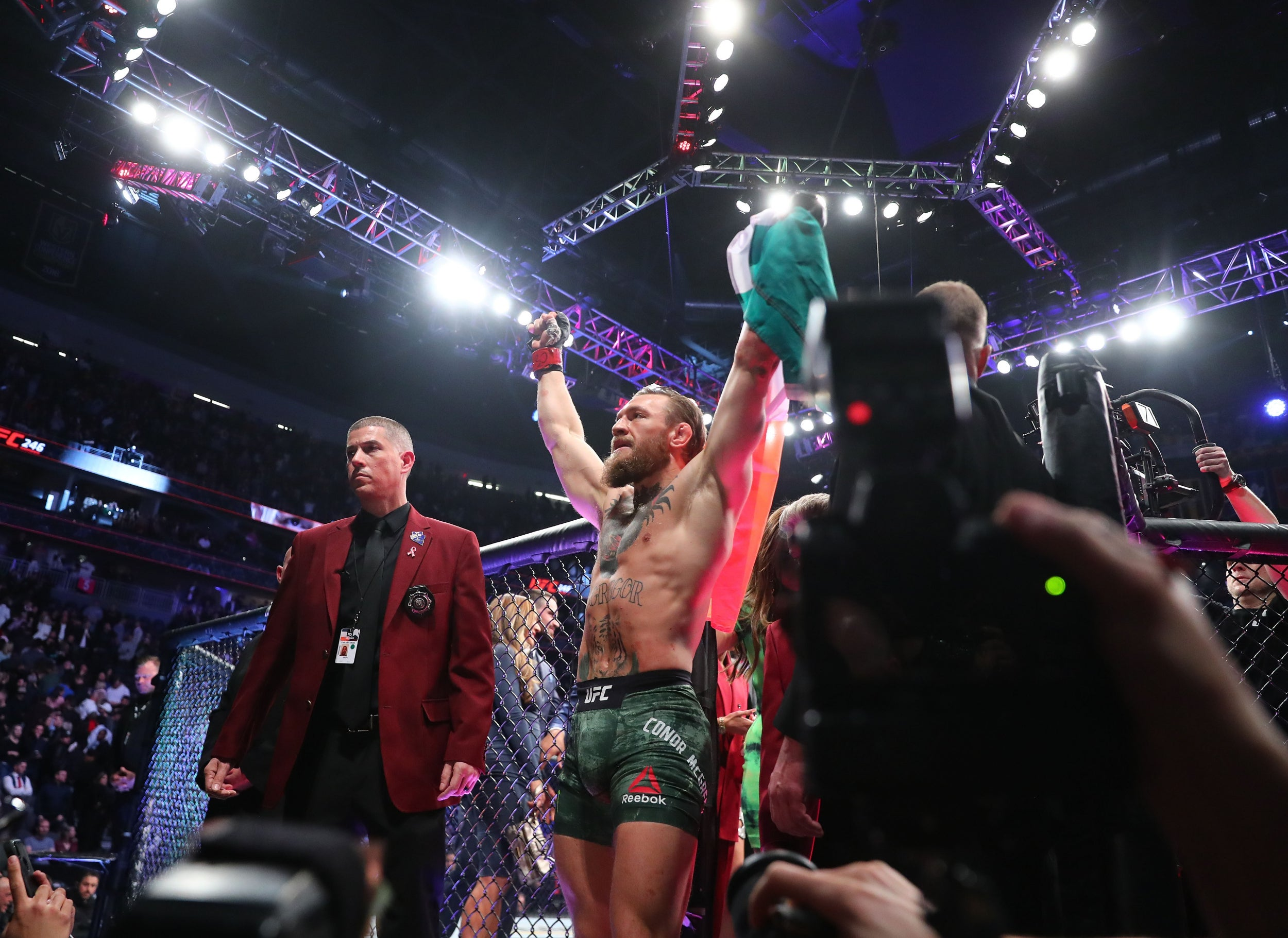 Conor McGregor's coach hints at UFC star's comeback with Michael Jordan comparison thumbnail