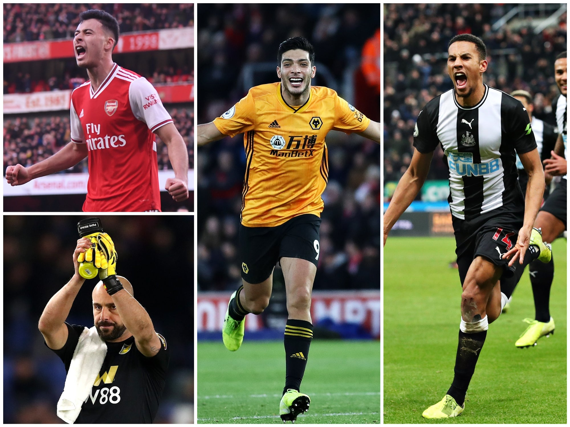 Liverpool stroll to title as Tottenham stutter and Arsenal take solace: 10 things we learned this weekend