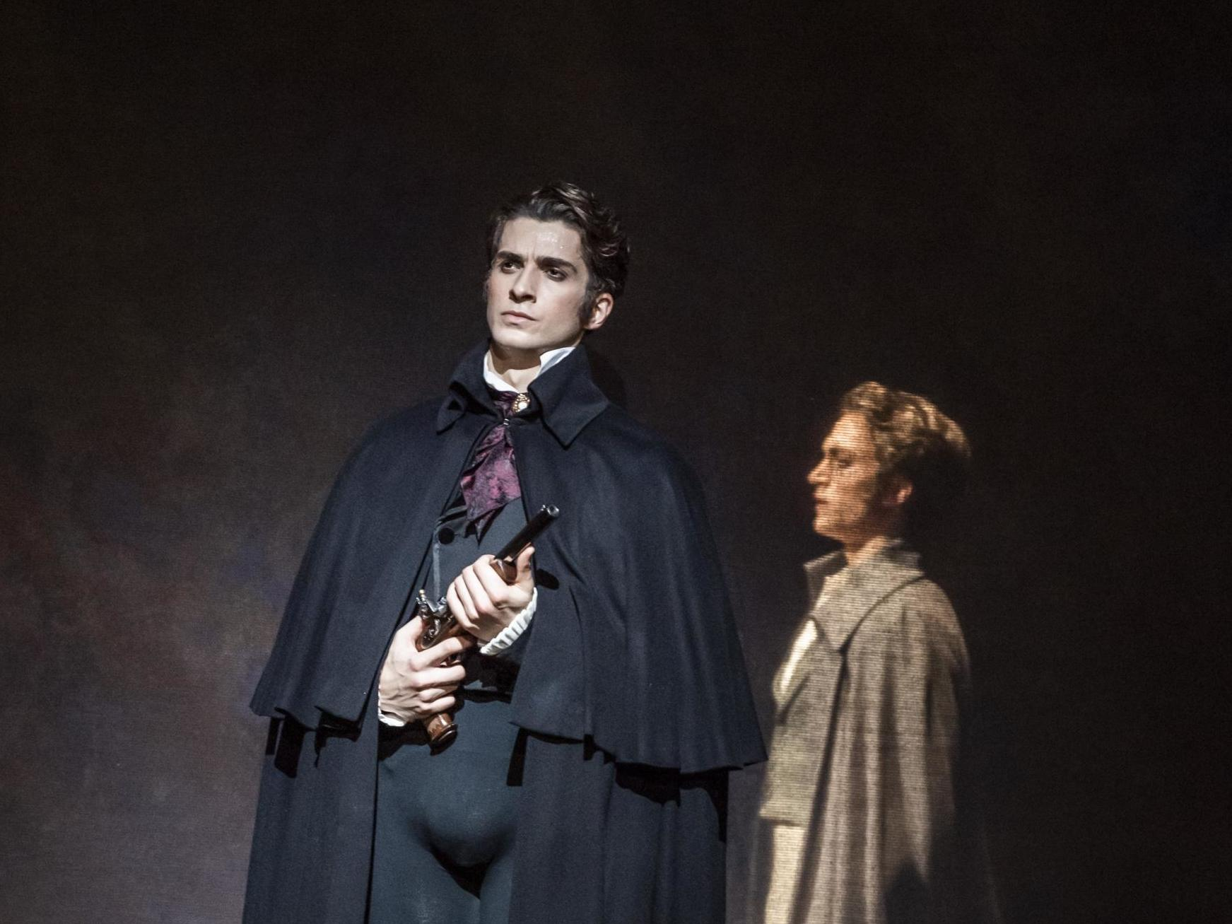Onegin, Royal Opera House review: Ballet returns with a fascinating mix of established names and rising artists