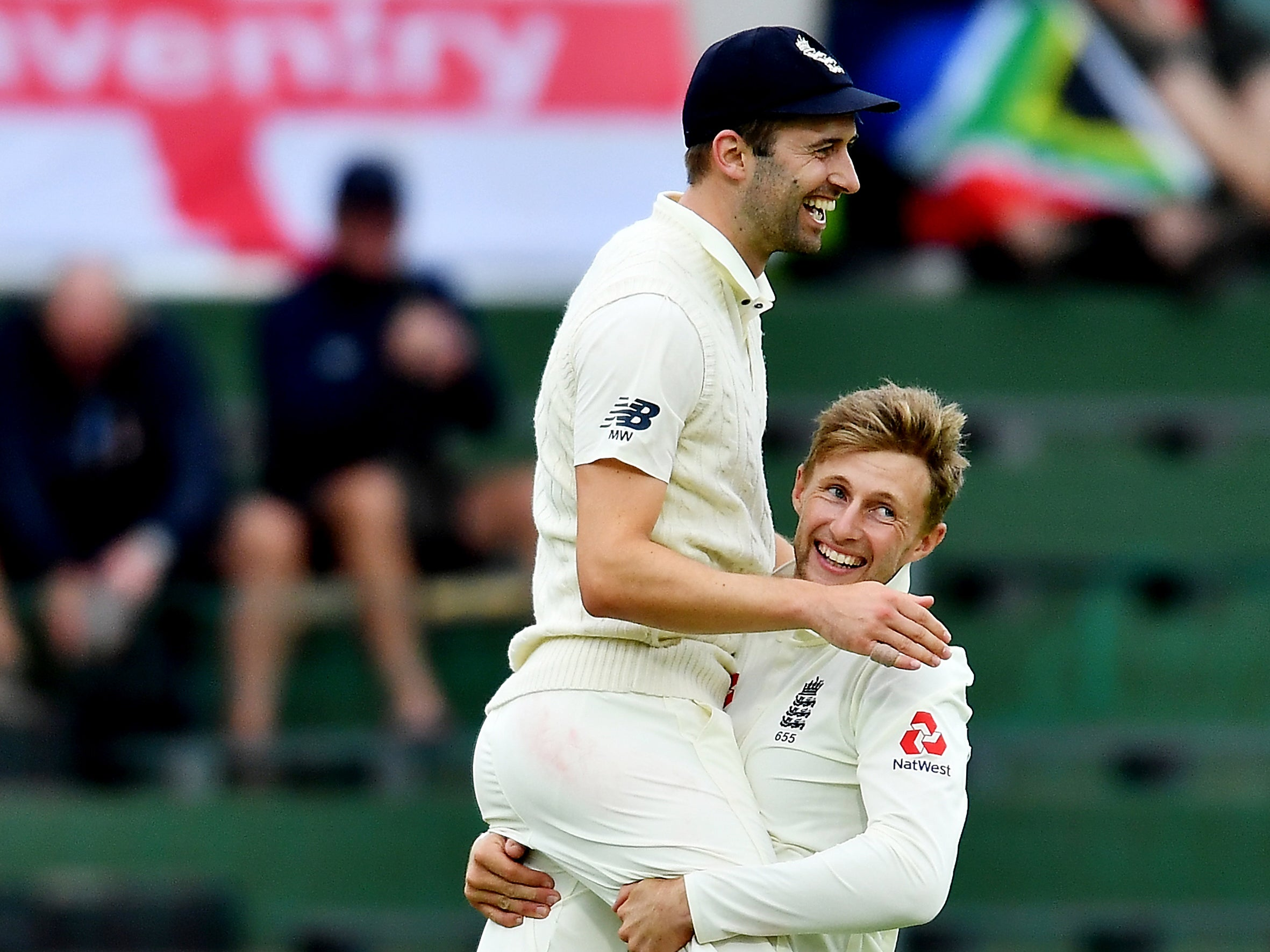 Mark Wood savouring every moment after ending England Test drought