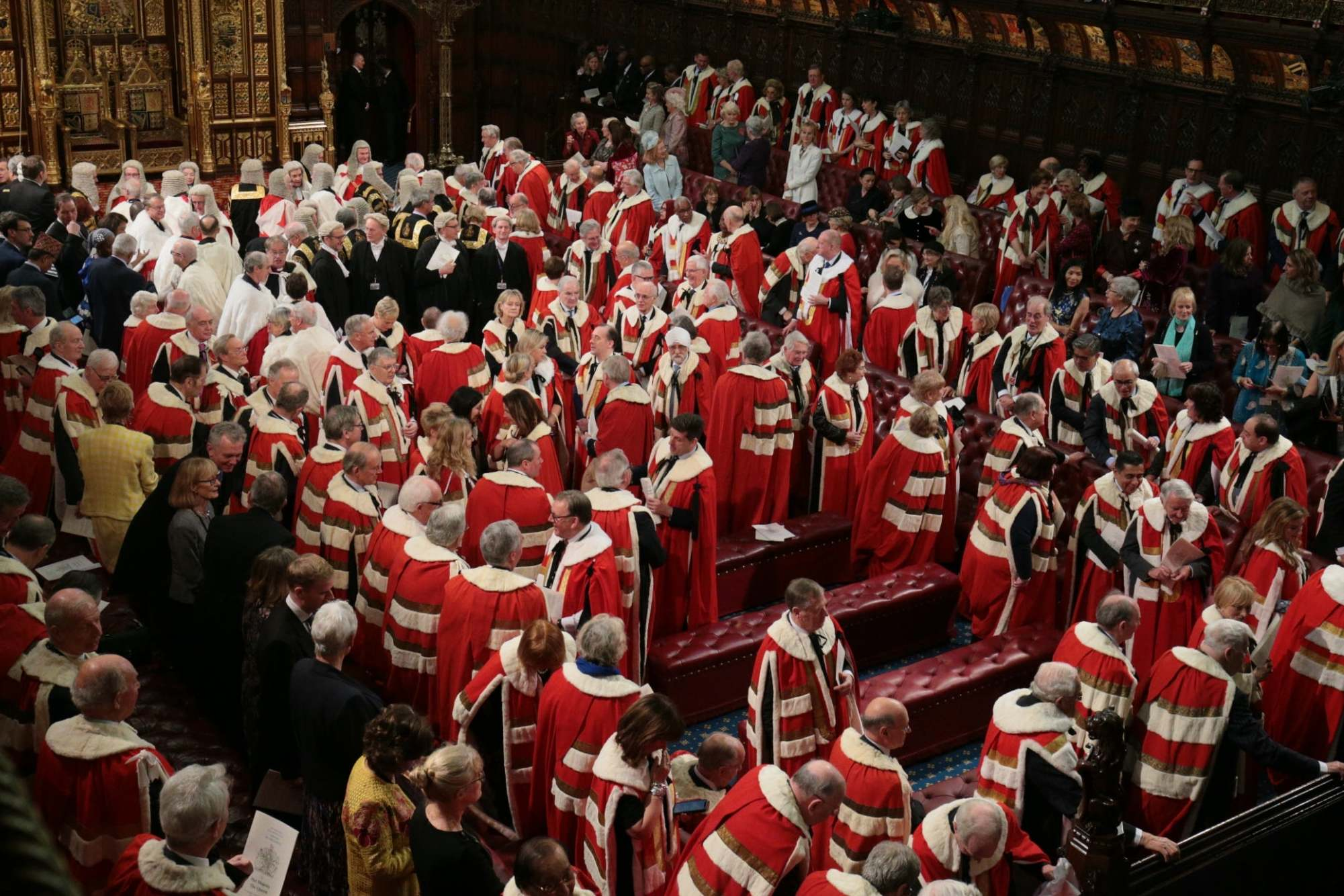 Lords under fire over rising expenses bill as peers claim more than average worker's salary