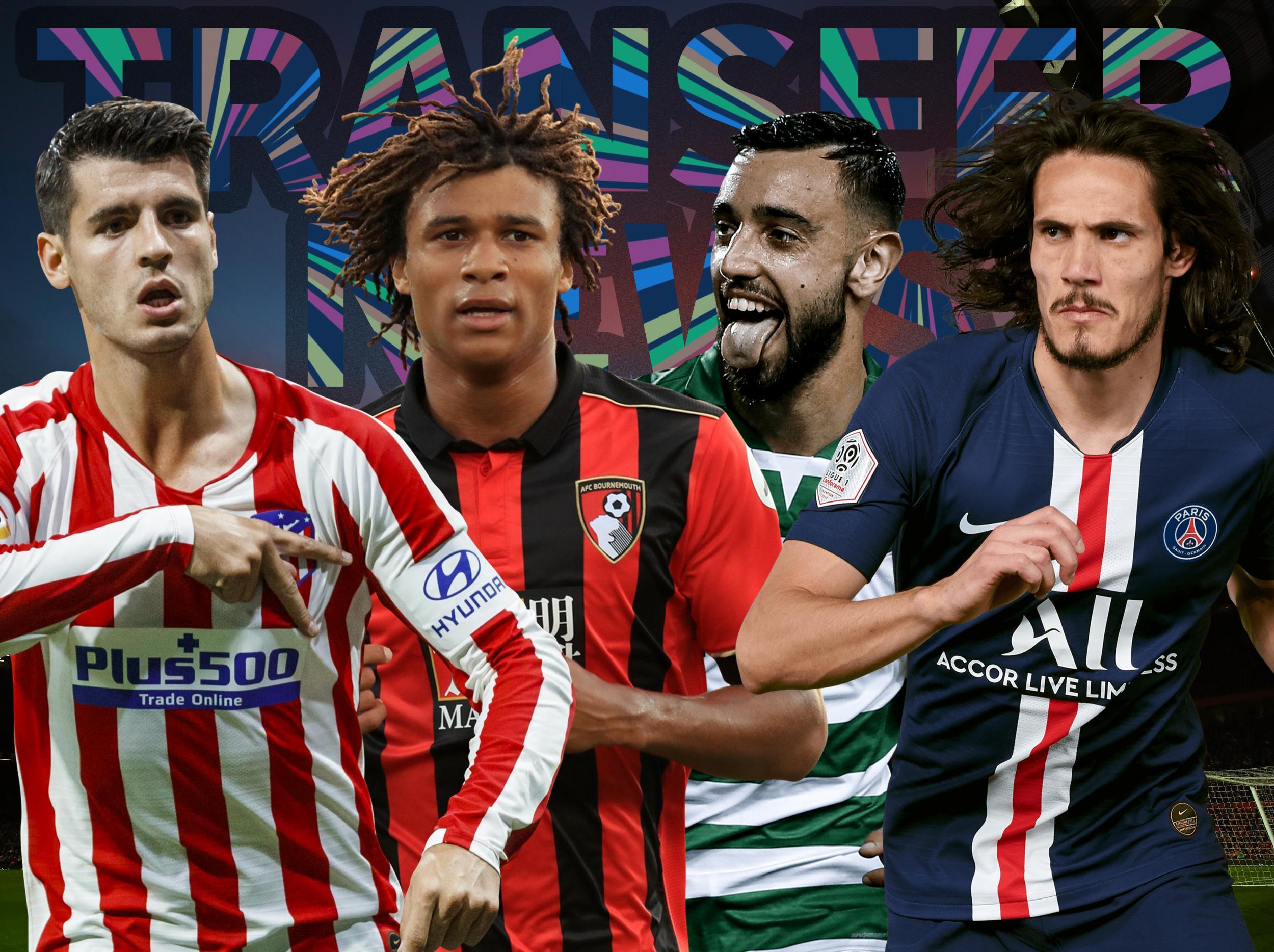 Transfer news LIVE: Man Utd, Liverpool and Arsenal latest ...