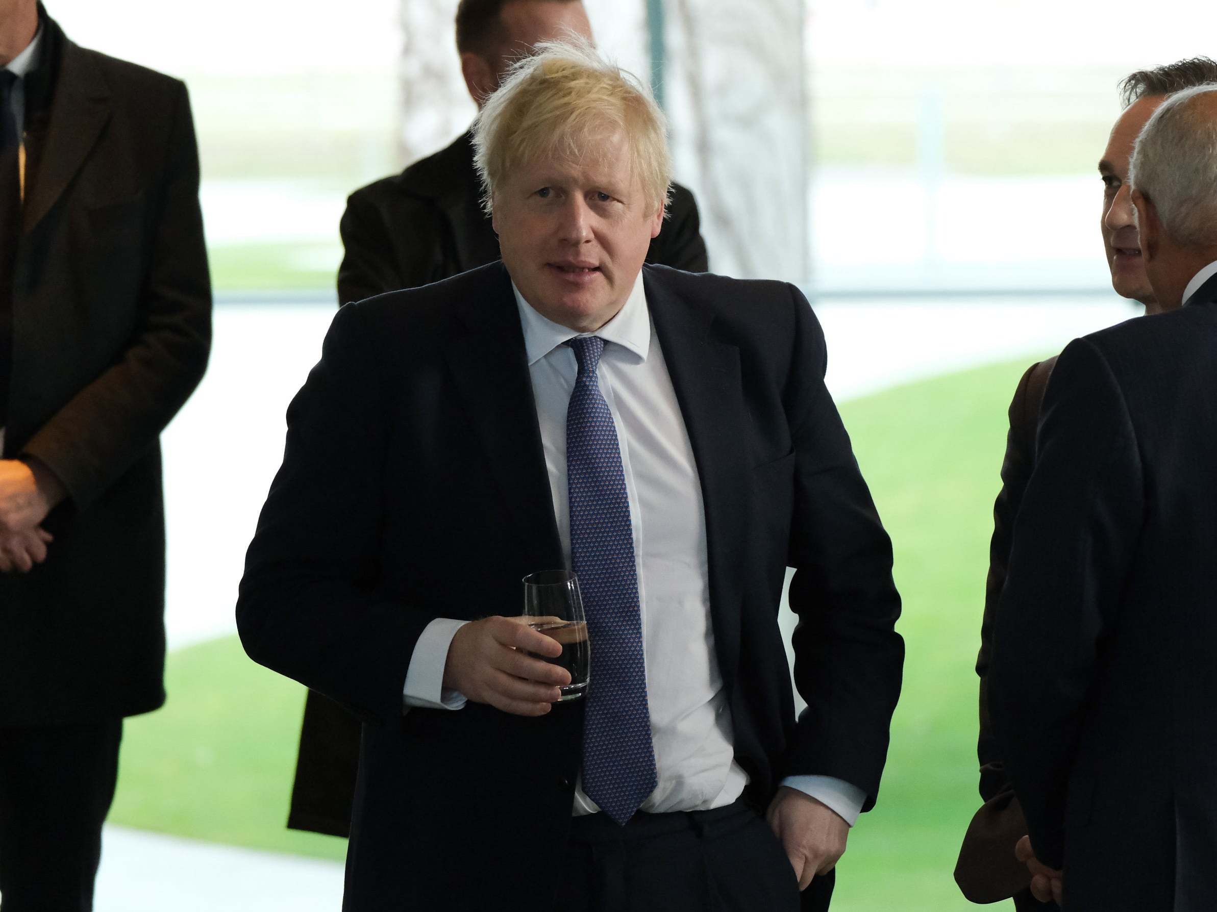 Boris Johnson accused of leaving UK 'staring down barrel of no-deal …