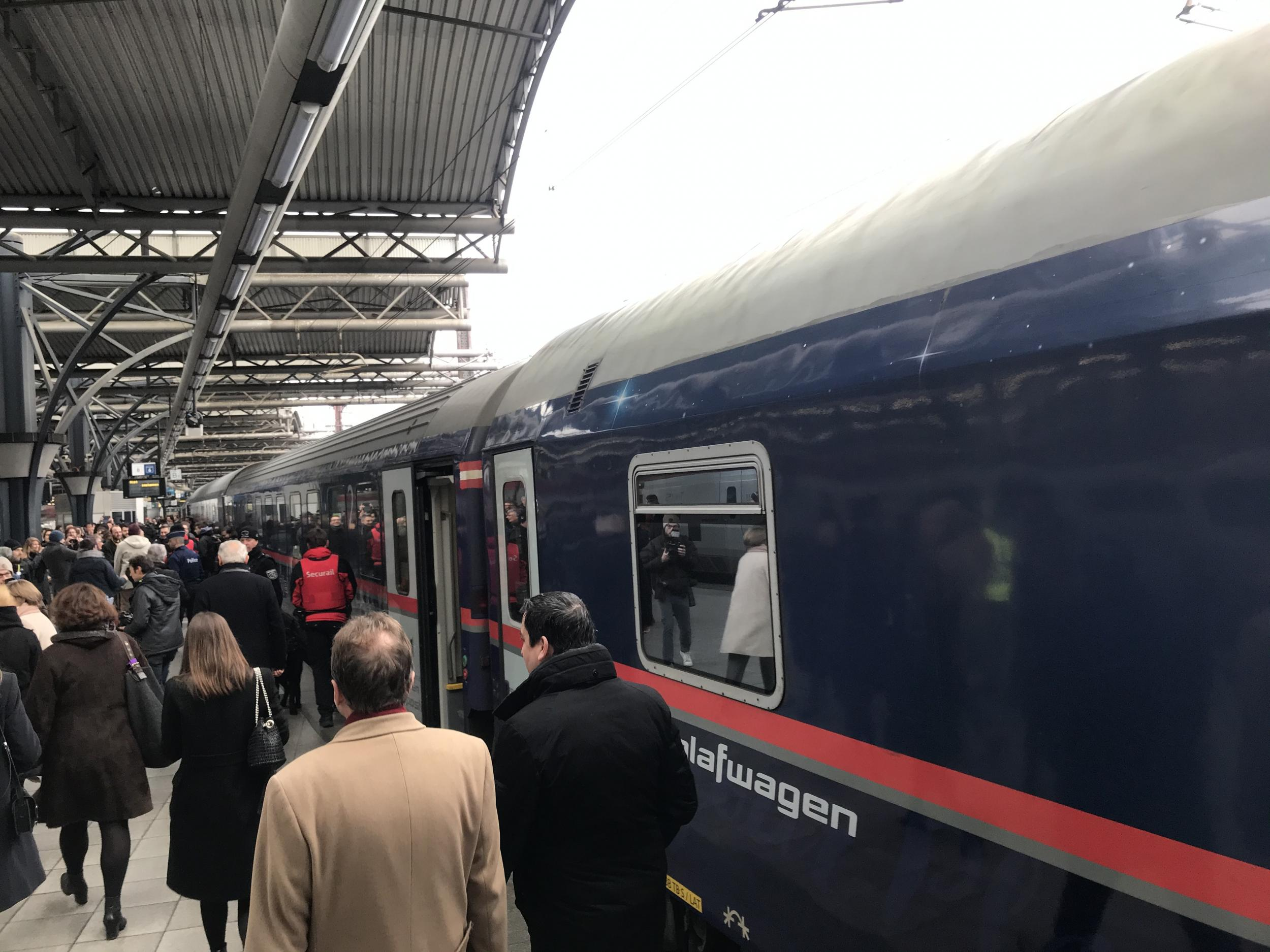 New sleeper train now lets UK rail passengers travel to Vienna with …