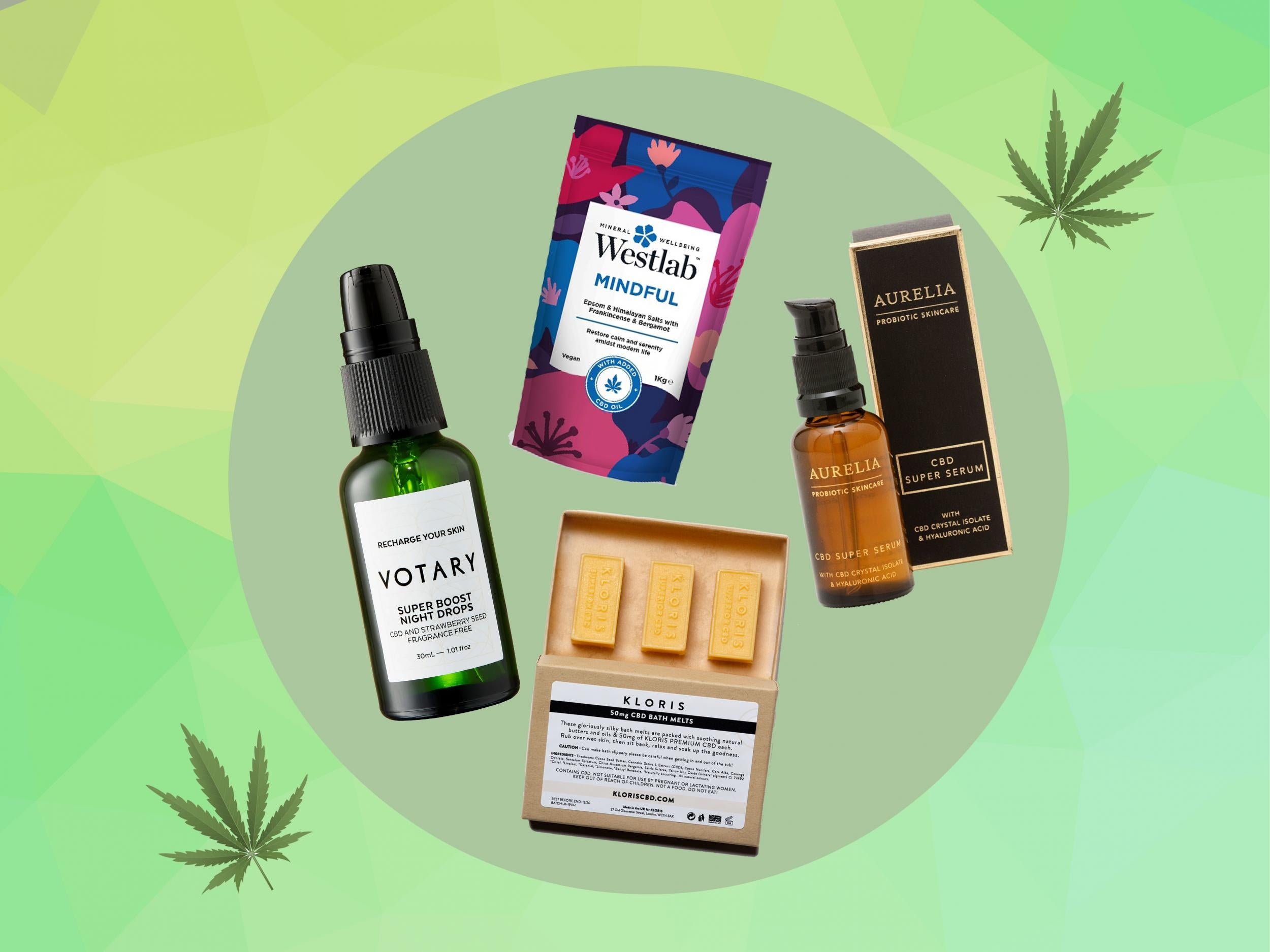 Best Cbd Beauty Products To Help You Relax From Oils To Serums The Independent