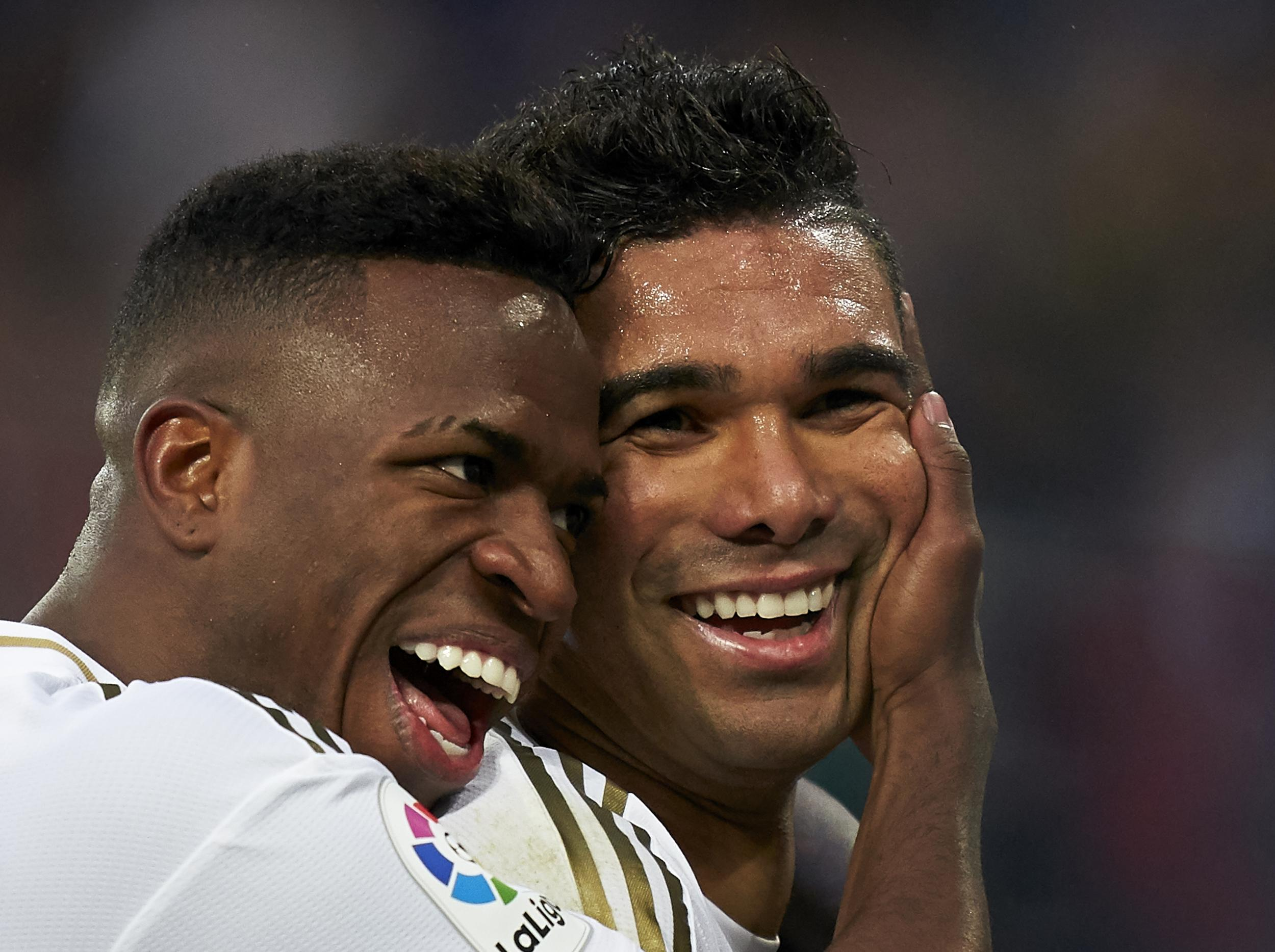 Real Madrid's Casemiro the unlikely hero in hard-fought victory over Sevilla