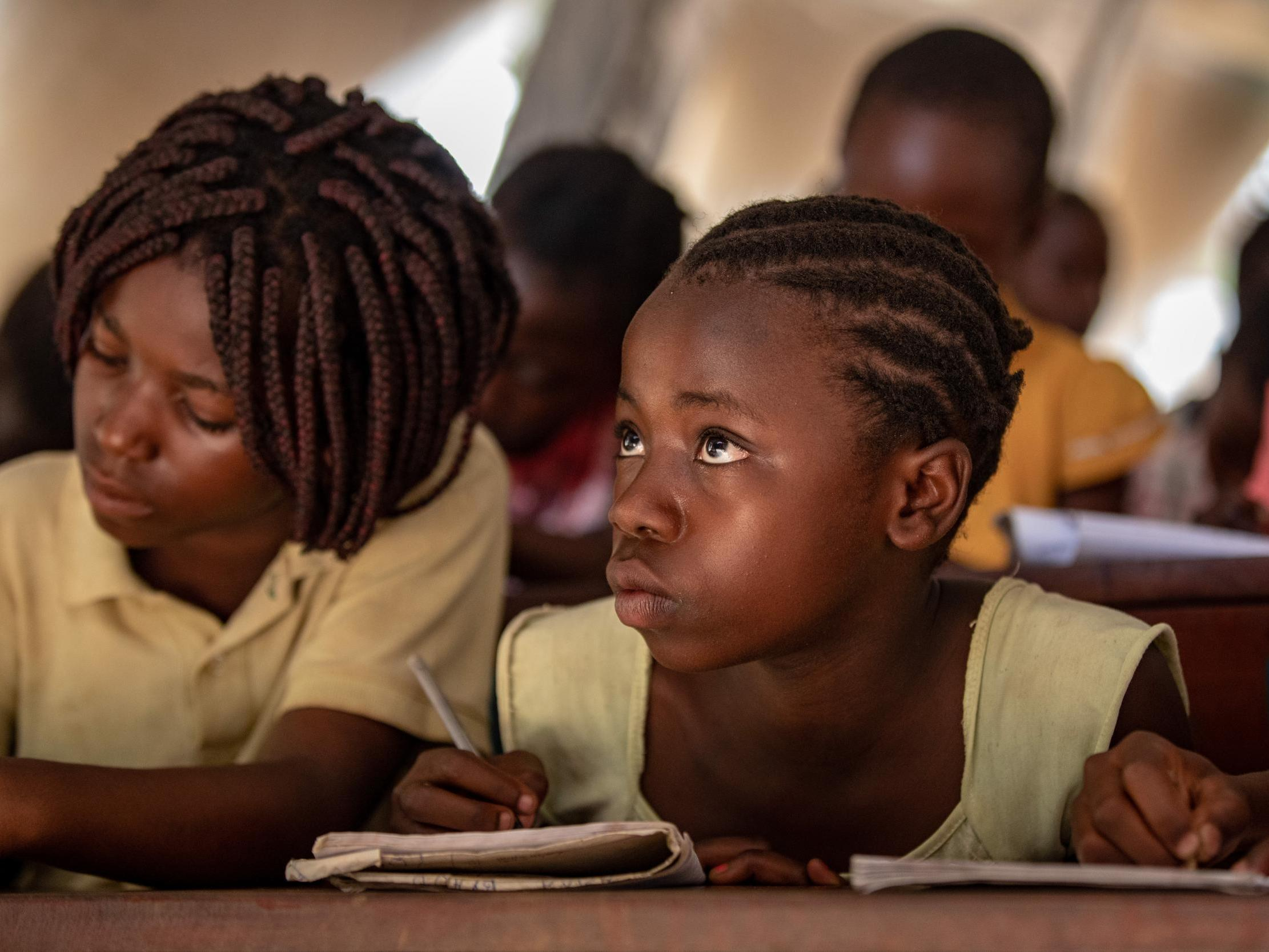 One in three poorest girls across the world has never been to school
