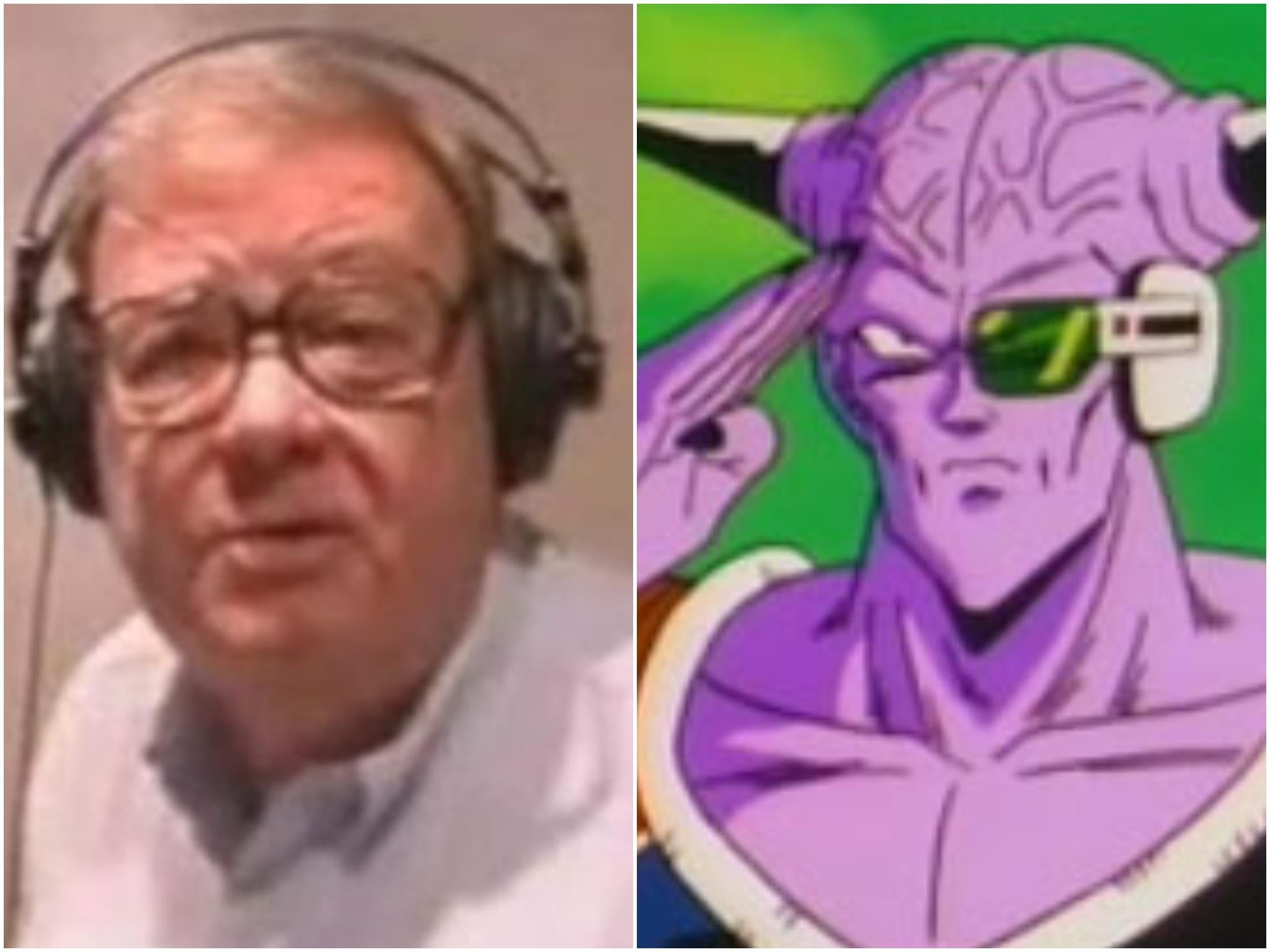 Brice Armstrong Death Dragon Ball Z S Ginyu Voice Actor And Anime Legend Dies Aged 84 The Independent The Independent