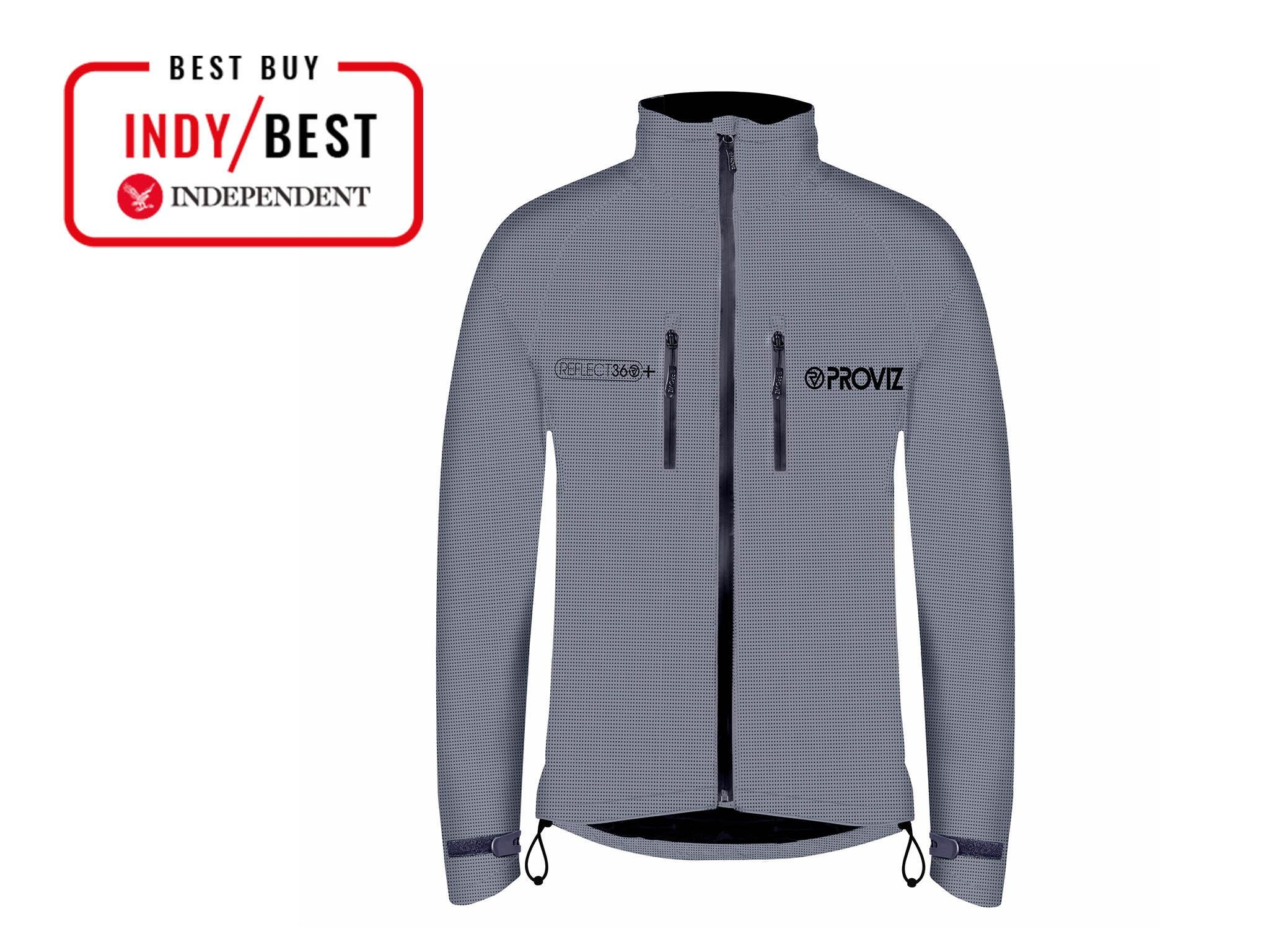 Best reflective cycling jackets for women that make you more