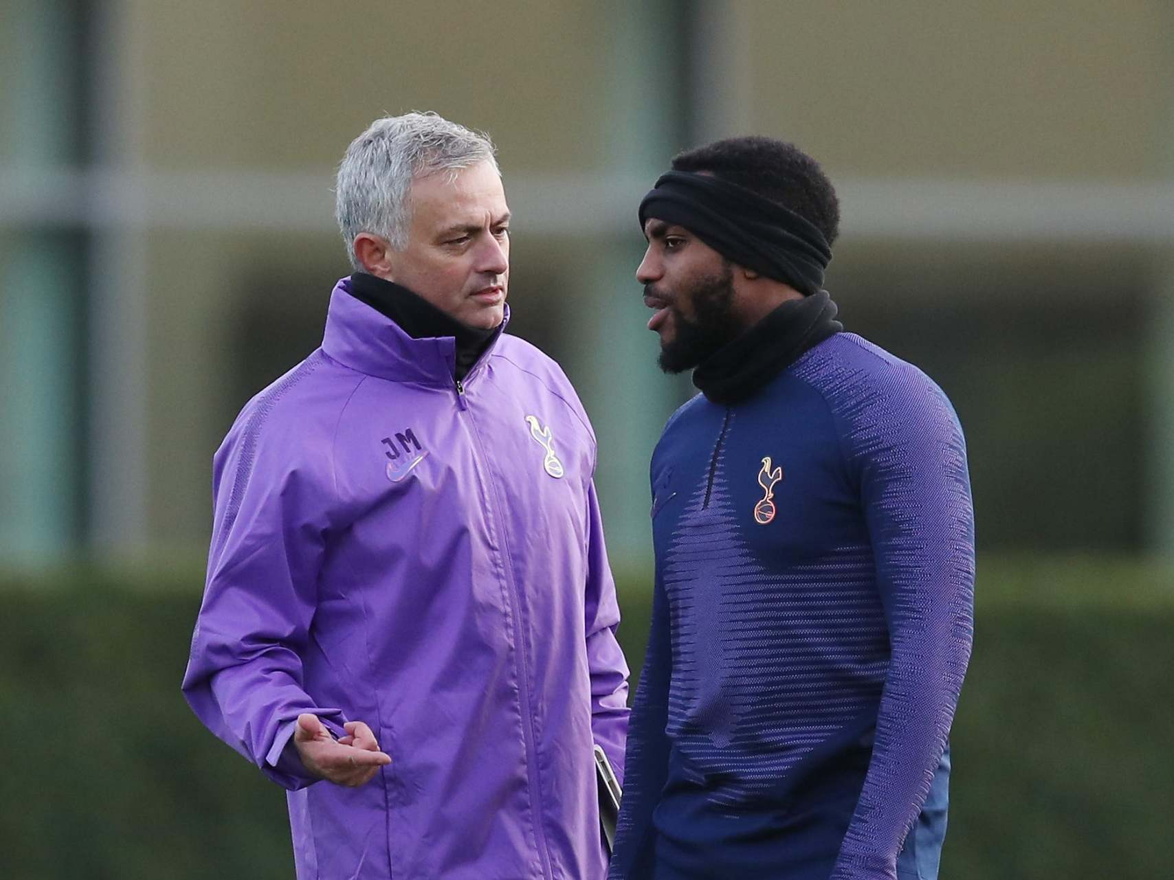 Jose Mourinho reveals truth behind talk of training ground bust-up with Danny Rose