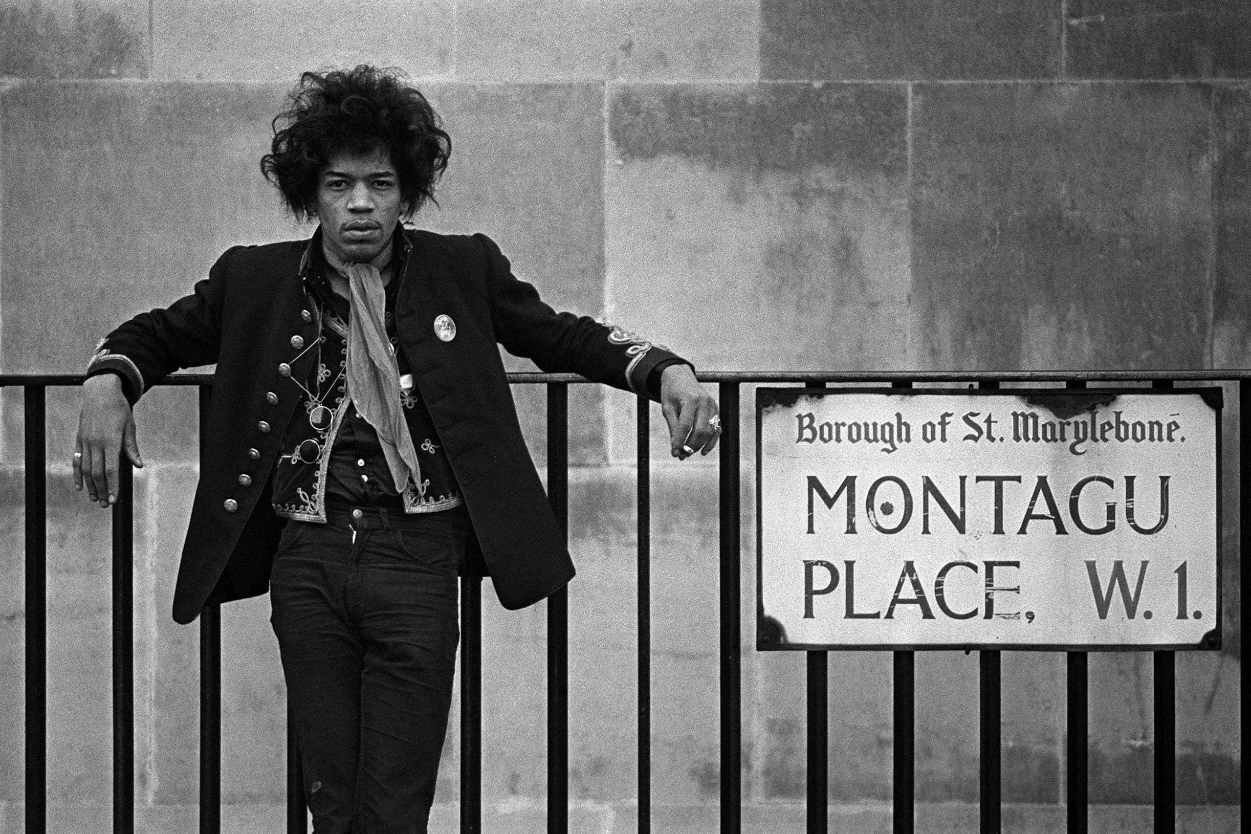 Jimi Hendrix's London: how the city shaped the final five years of his life