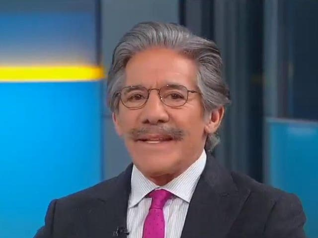 Geraldo Rivera has claimed Donald Trump is a 'civil rights leader' in an appearance on Fox & Friends