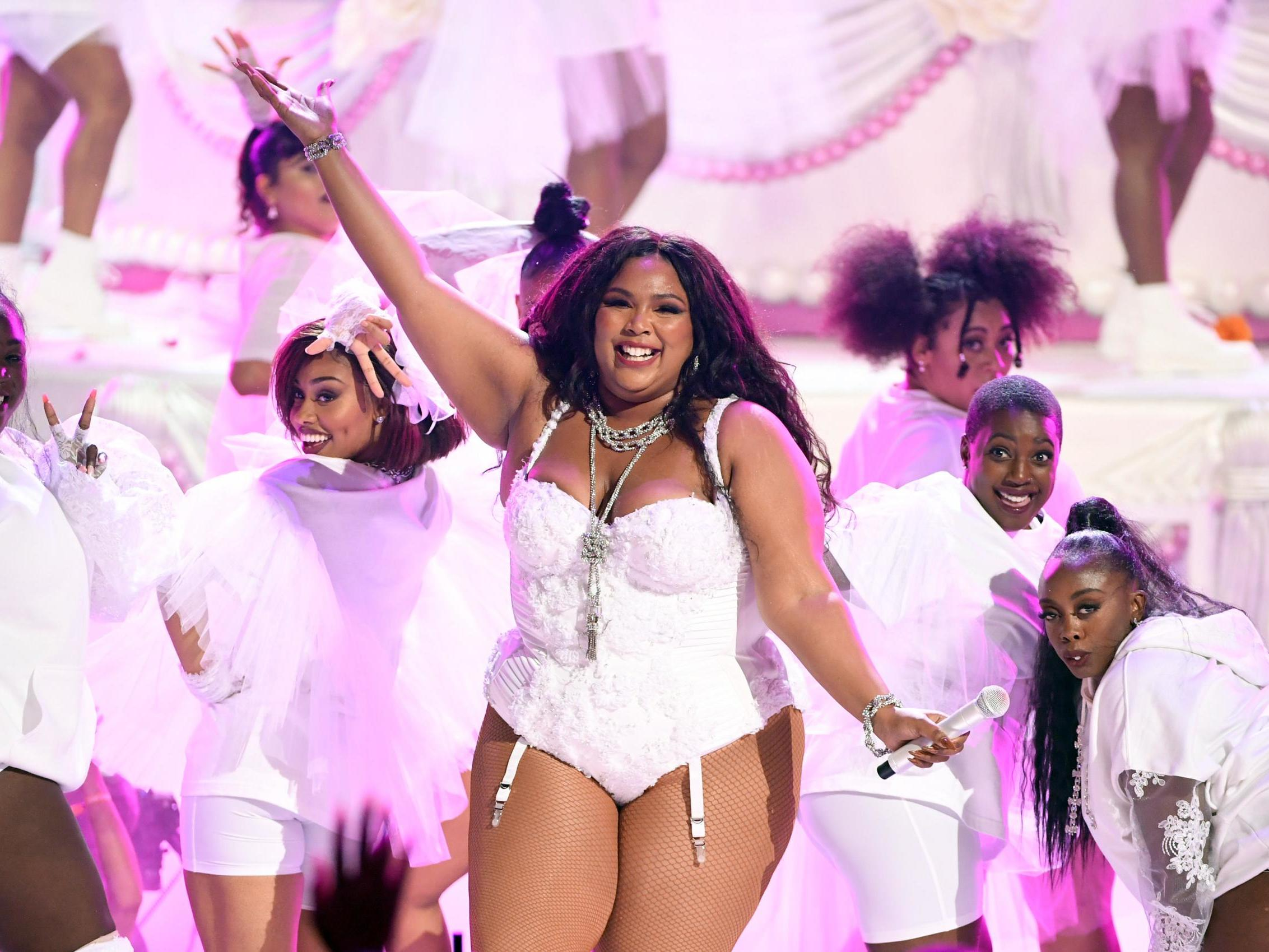 Lizzo says she is tired of talking about her body: 'It's not a trend'