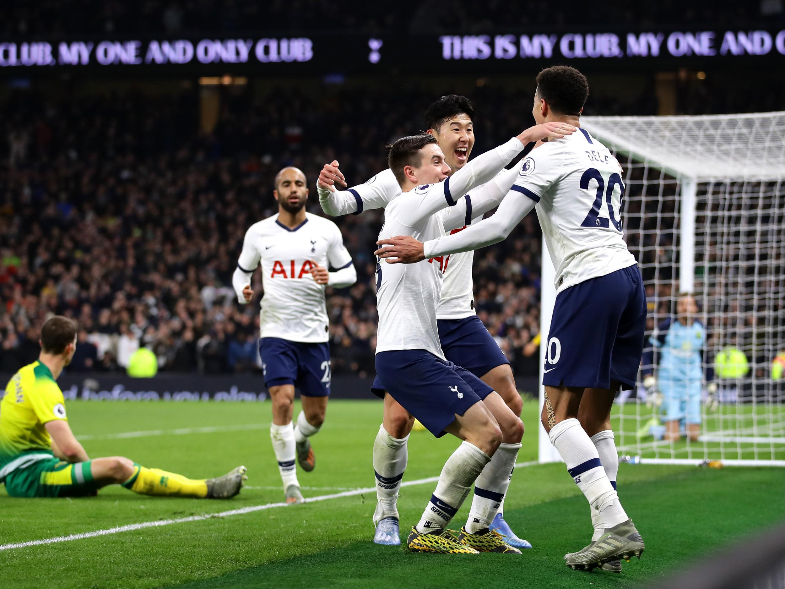 Son Heung-Min hits winner as Tottenham get the job done in ugly victory over Norwich