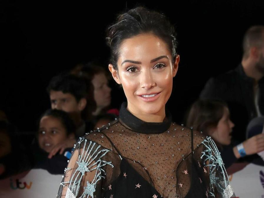 Frankie Bridge discusses living with 'severe' depression at height o…