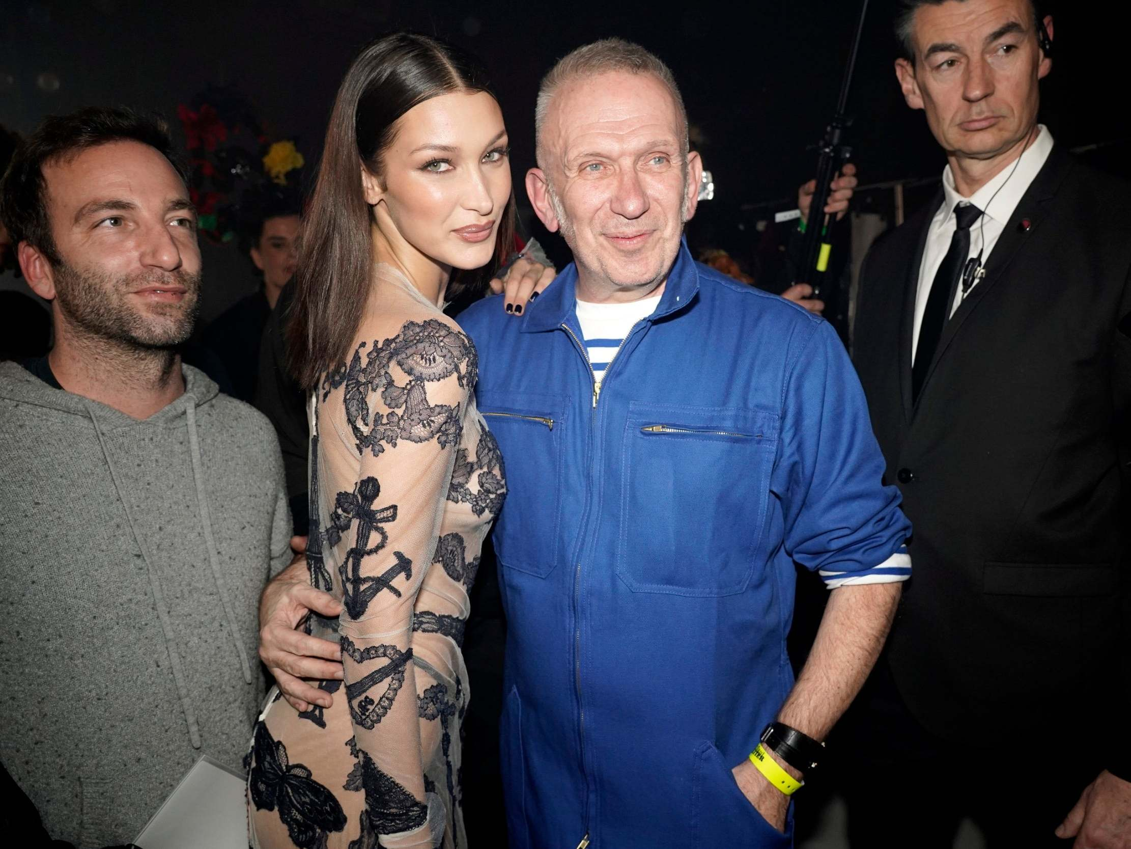 Jean-Paul Gaultier: Boy George and Bella Hadid attend designer's final fashion show