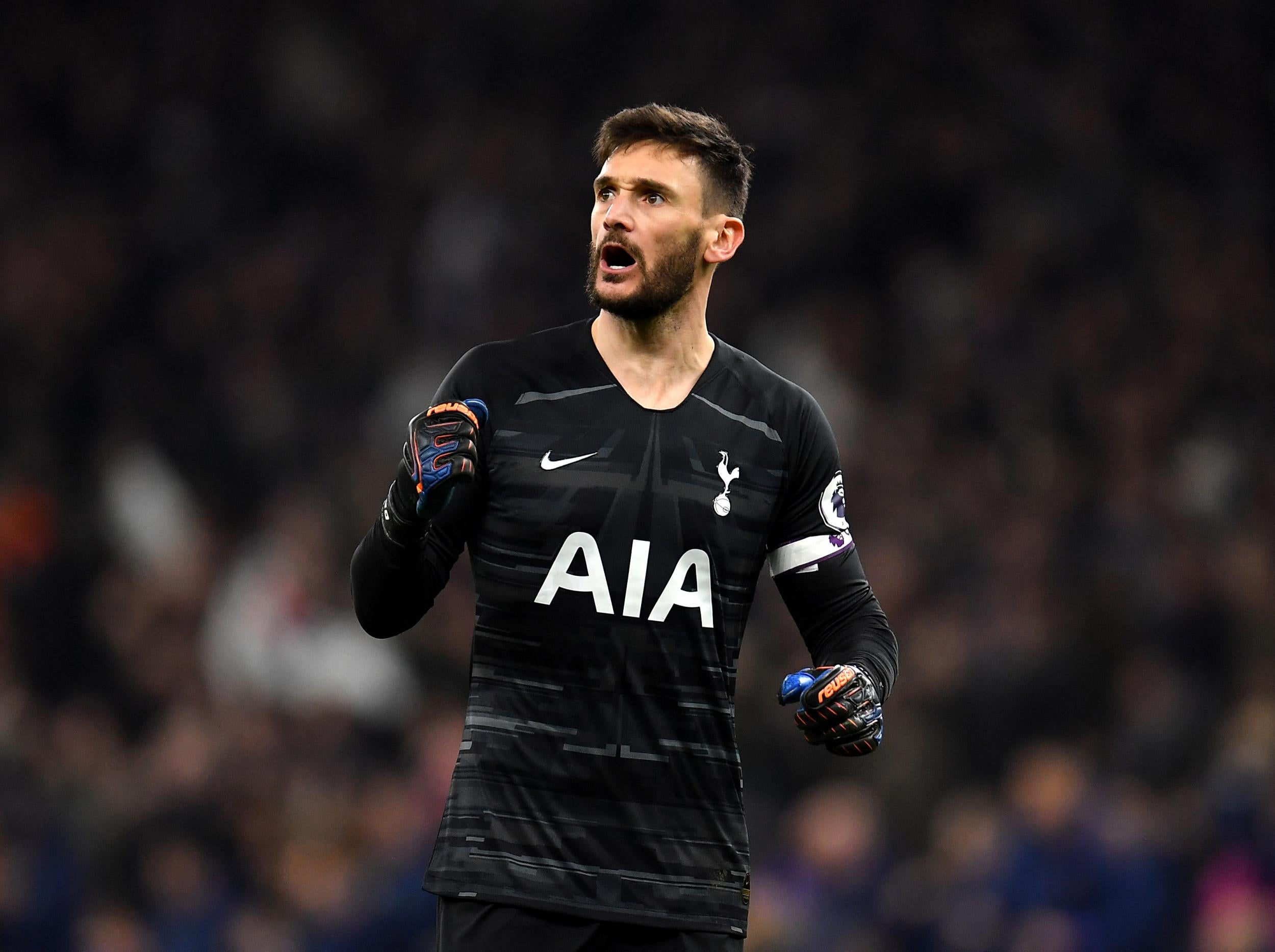 Hugo Lloris eyes Champions League push after returning to action in Tottenham's win over Norwich