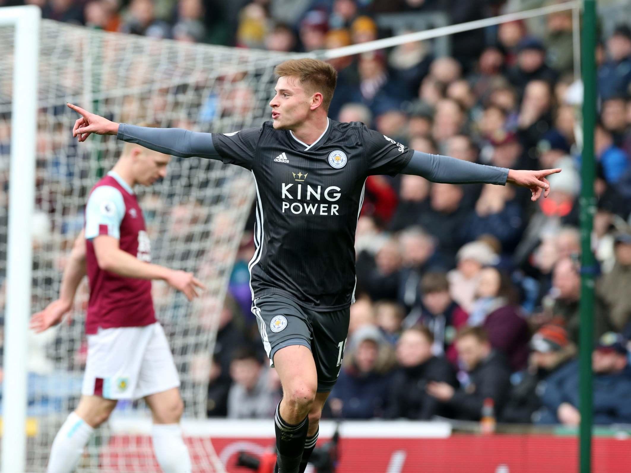 Brendan Rodgers hails Harvey Barnes's 'best game' for Leicester