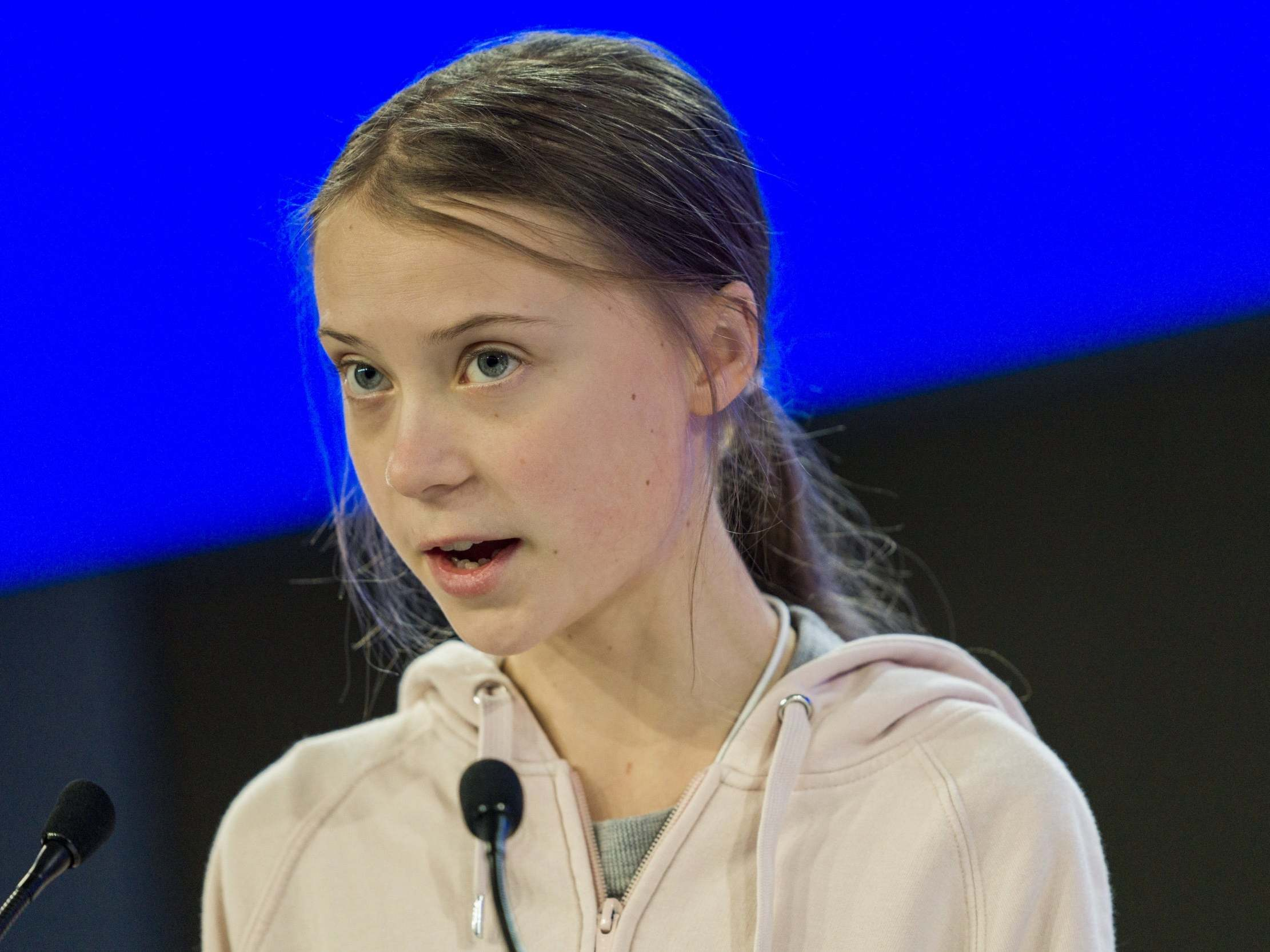 Trump's treasury secretary tells Greta Thunberg to 'study economics' after call for fossil fuel divestment