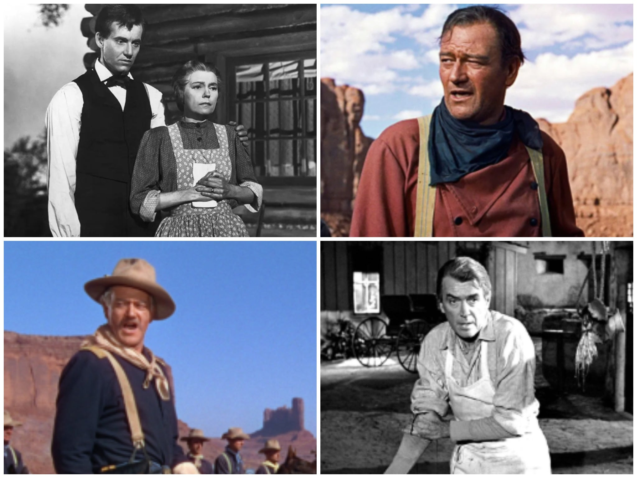 John Ford: His 10 greatest films, from Fort Apache to The Searchers