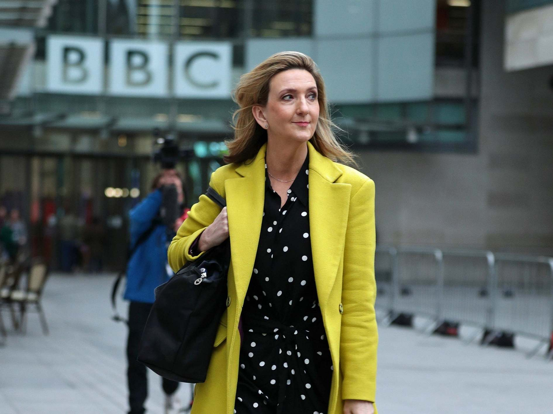 Victoria Derbyshire: Presenter discovered BBC show was cancelled by reading newspaper article