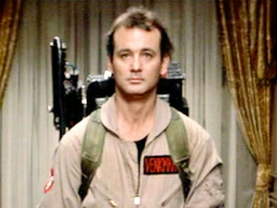 Ghostbusters: Bill Murray officially announces return as Dr Peter Venkman in new film