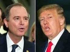 Schiff frets Trump will use coronavirus to 'reward his own businesses'