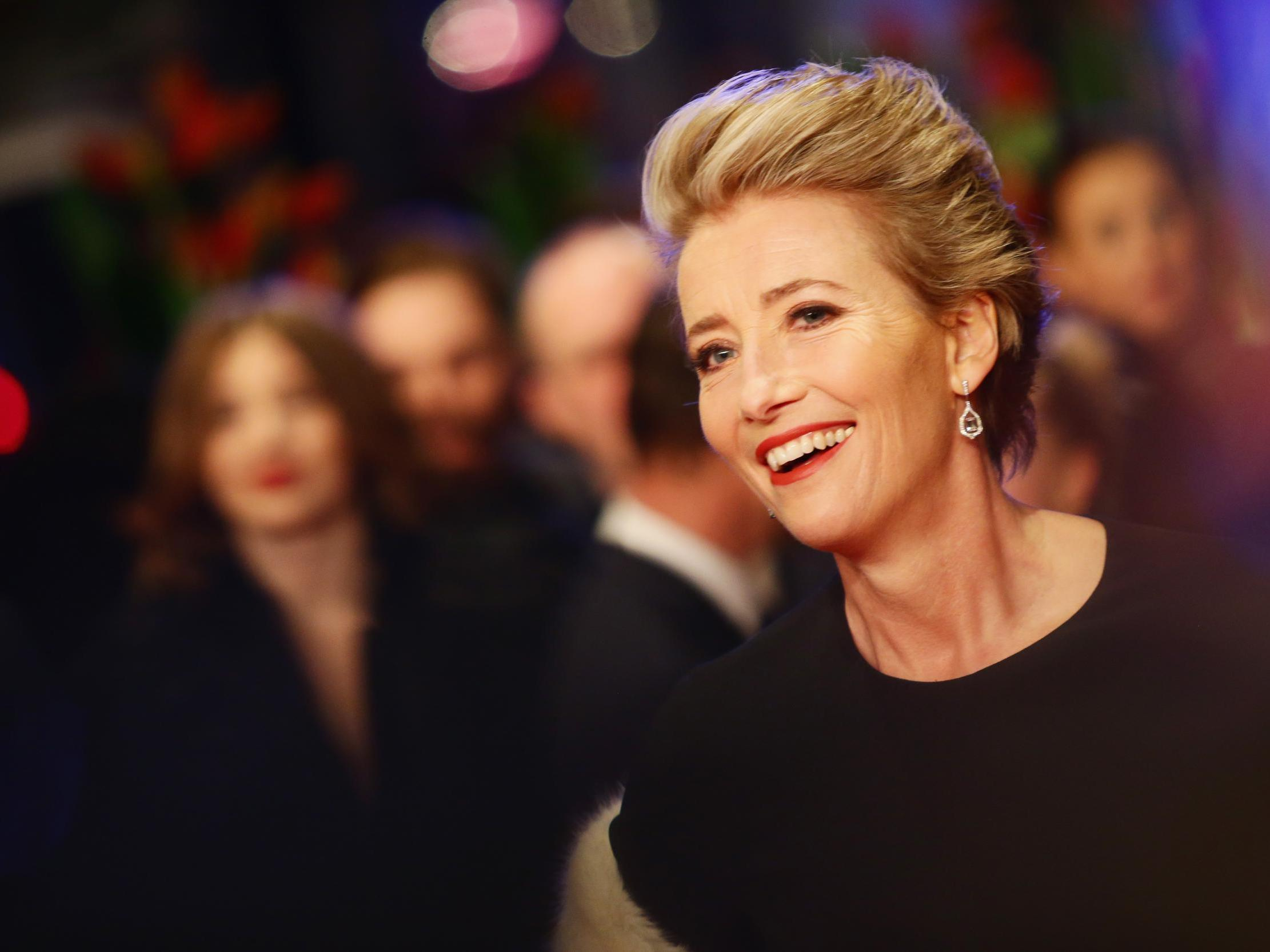 Emma Thompson reveals her husband thought he would end up with Kate …