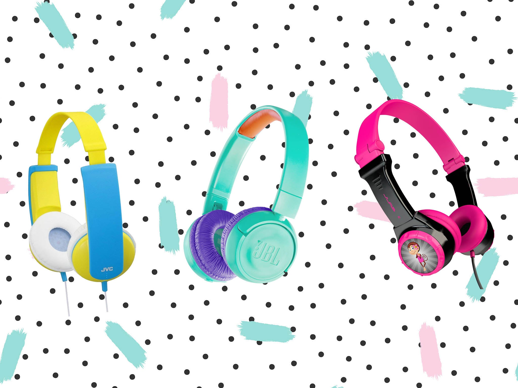 Best kids' headphones that are safe and fun for little ears